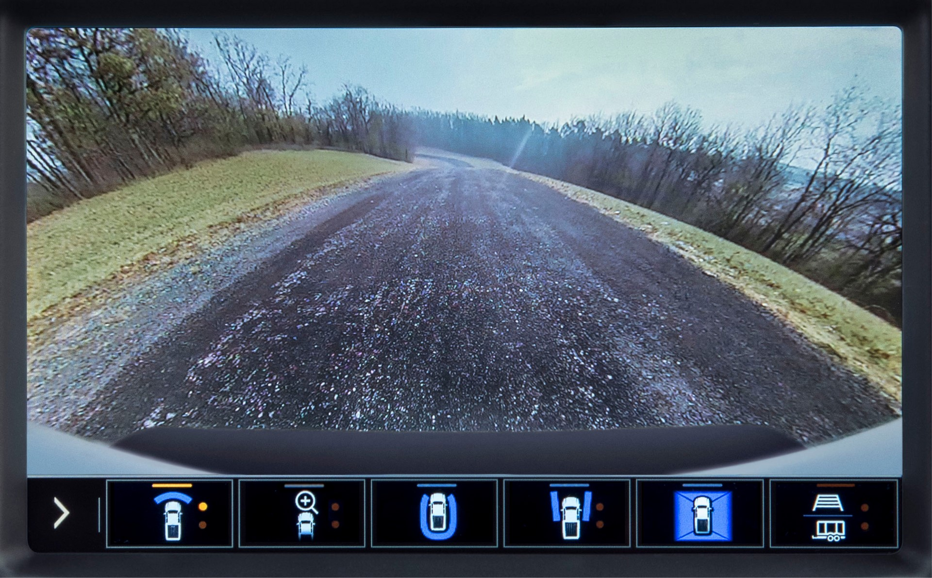 2020 GMC Sierra HD Front View Camera
