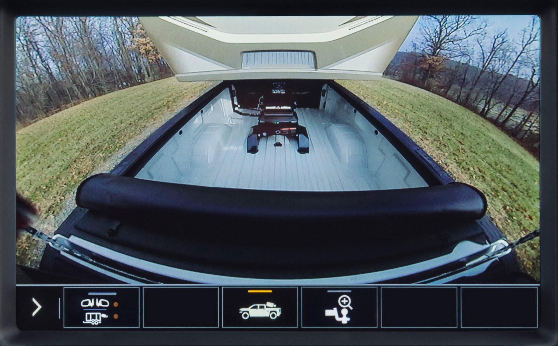 2020 GMC Sierra HD Bed View Camera