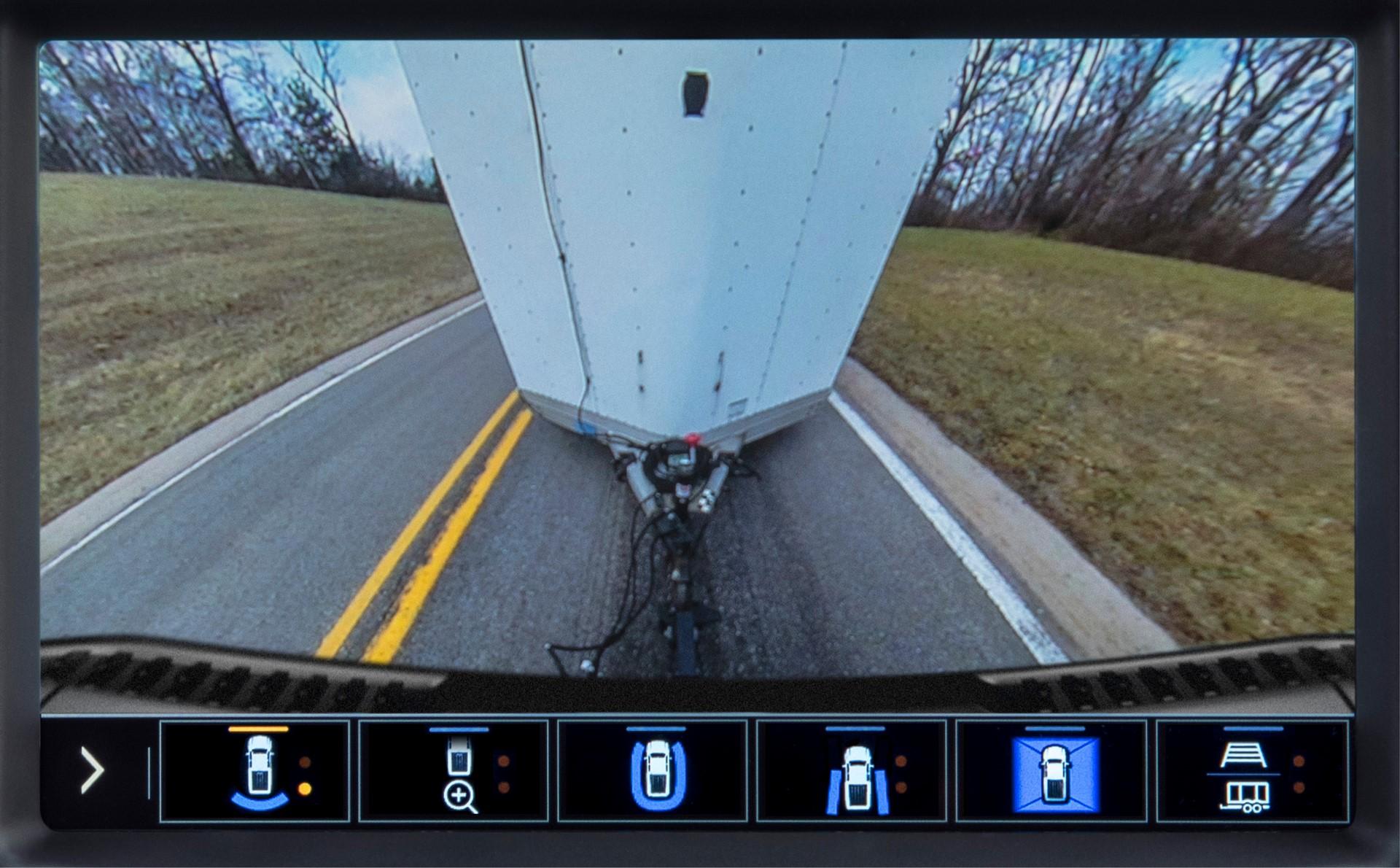 2020 GMC Sierra HD Rear View Camera
