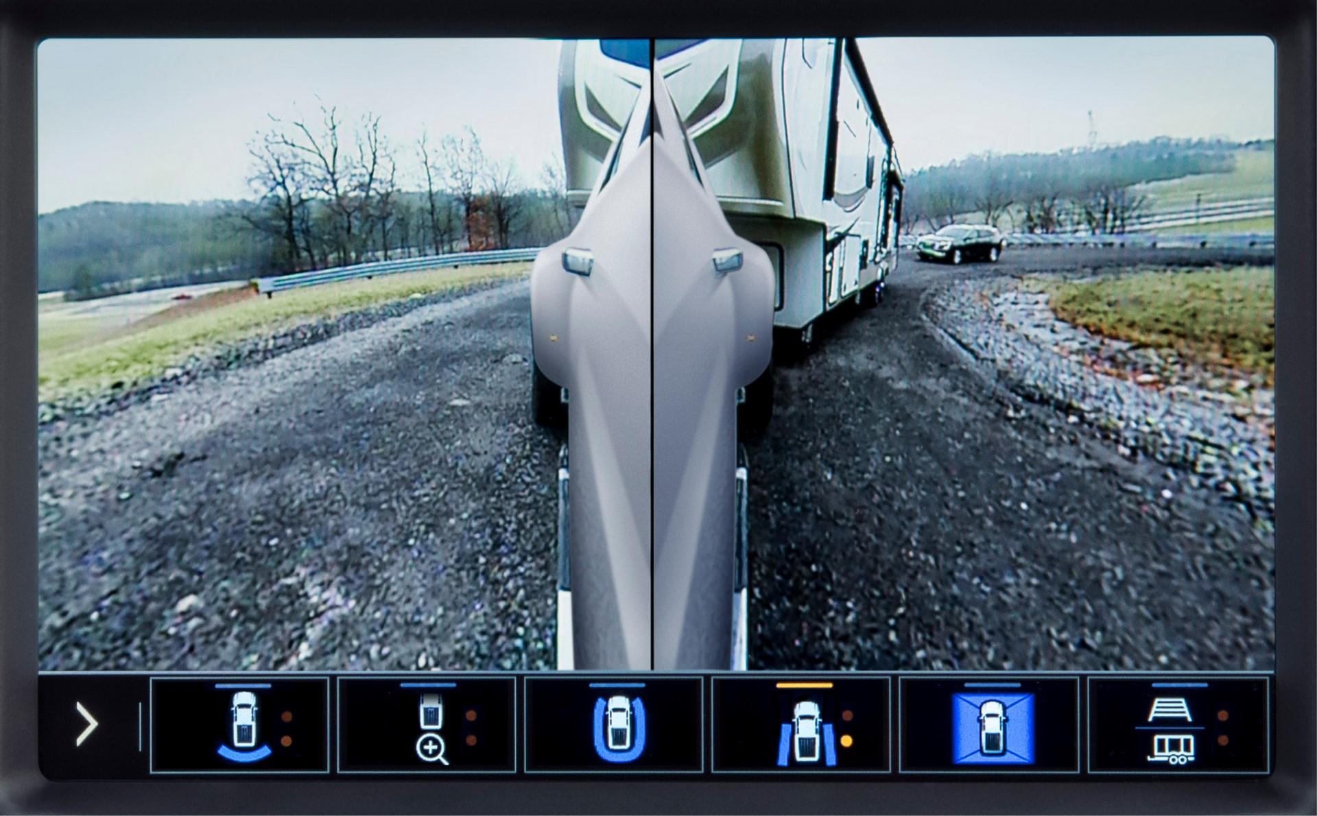 2020 GMC Sierra HD Rear Side Camera