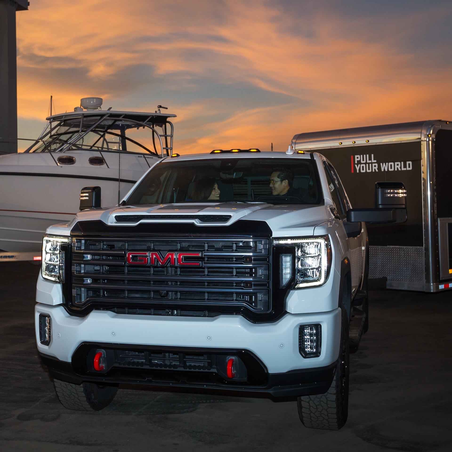 2020 Sierra Heavy Duty