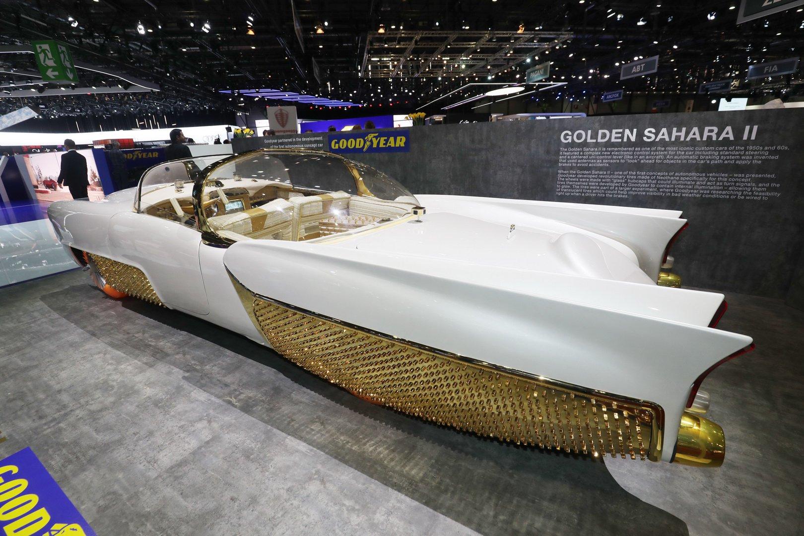 Golden Sahara II Goodyear Geneva 2019 (3)