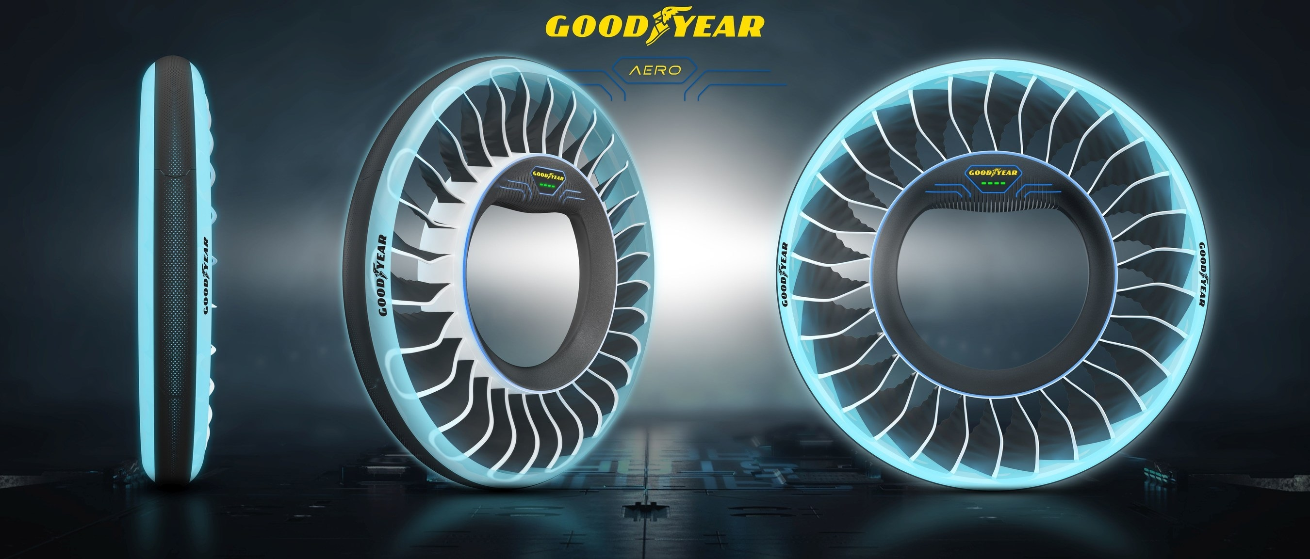 Goodyear AERO Concept full view
