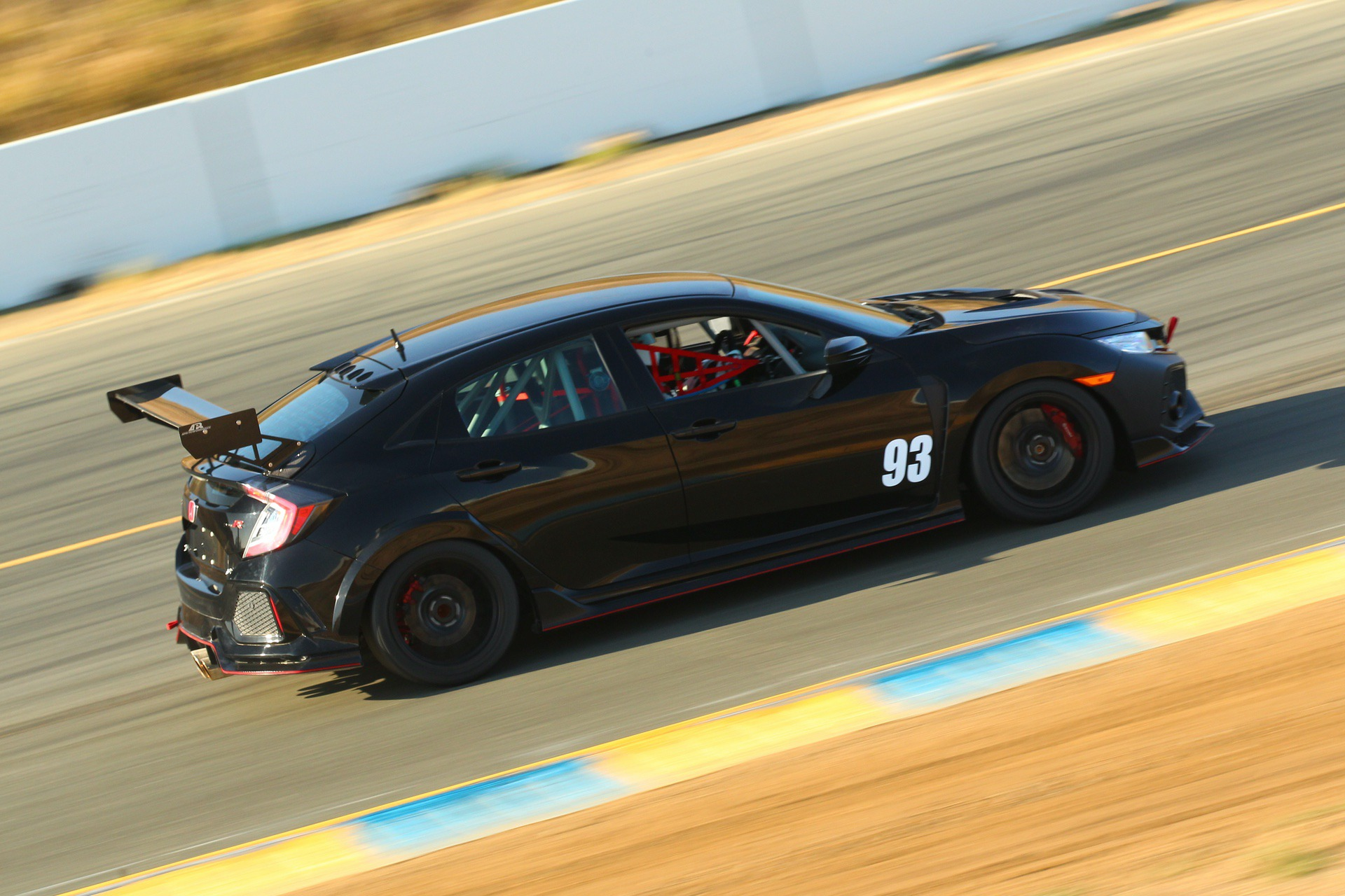 Honda Performance Development Civic Type R TC Race Car