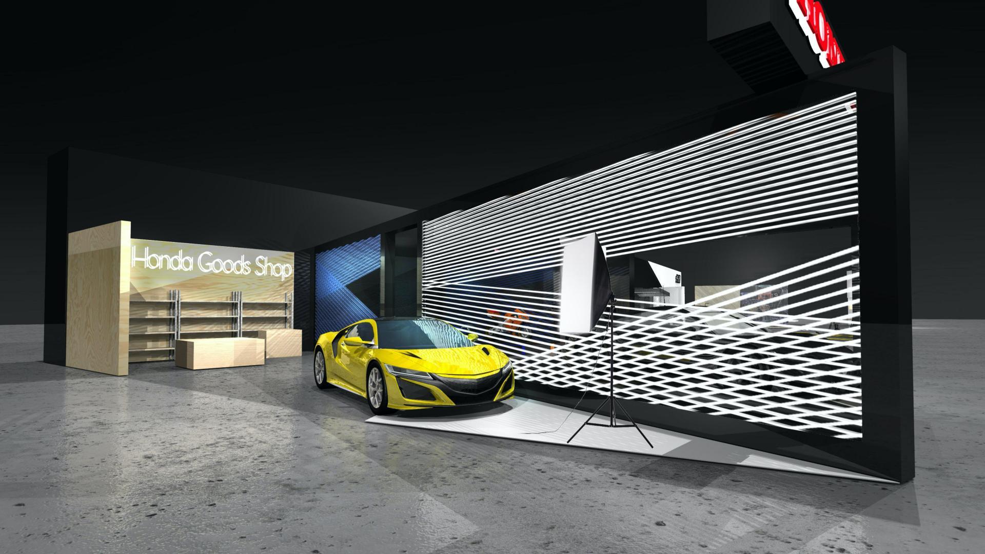 Honda-2020-Tokyo-Auto-Salon-stand-2