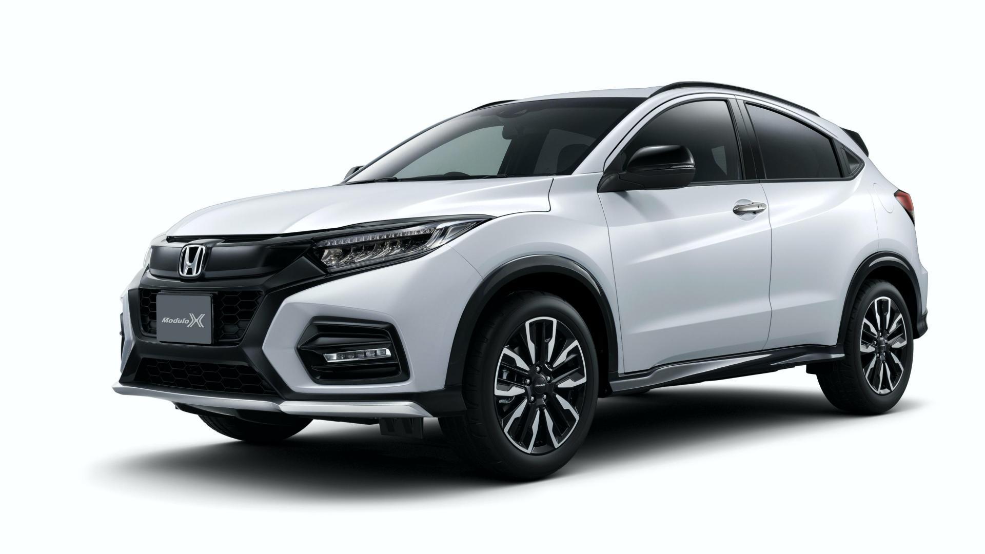 Honda-Vezel-Touring-Modulo-X-JDM-spec