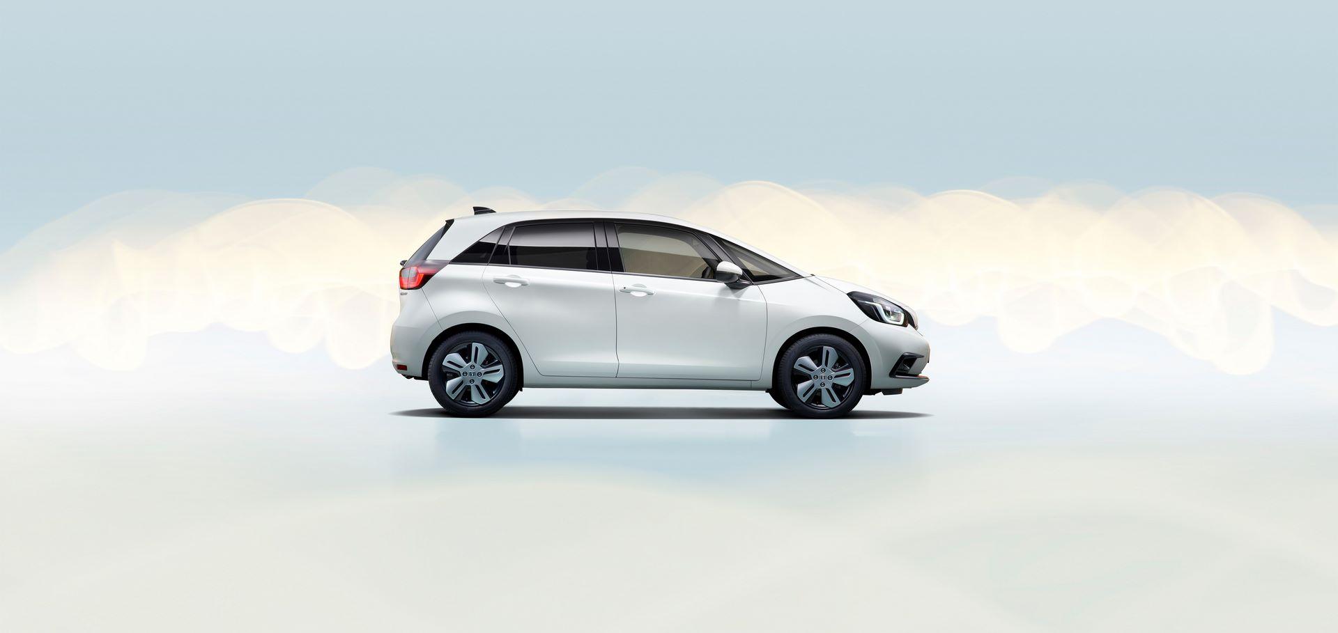 Honda Jazz Exterior Side Profile