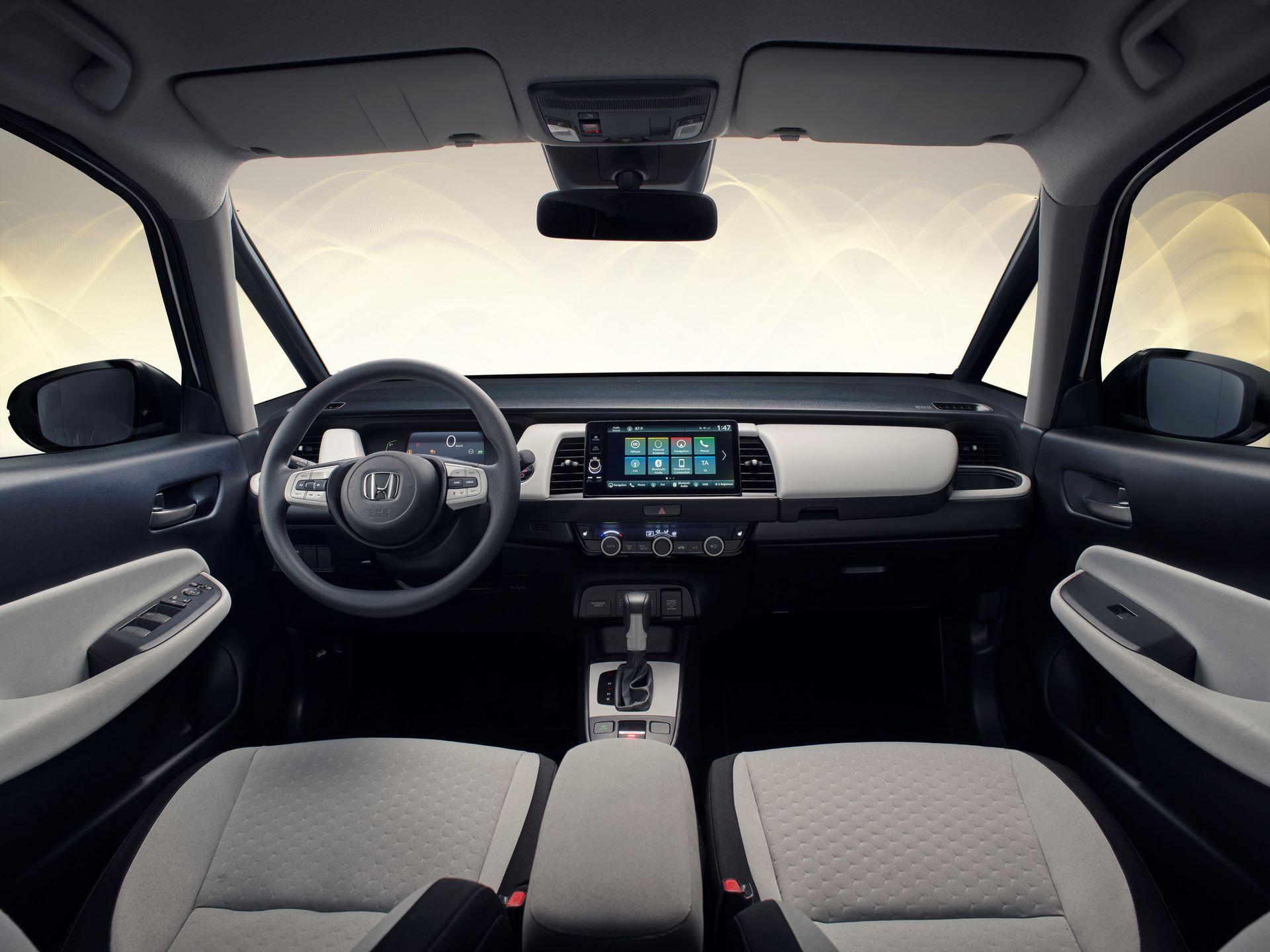 Honda Jazz Interior View