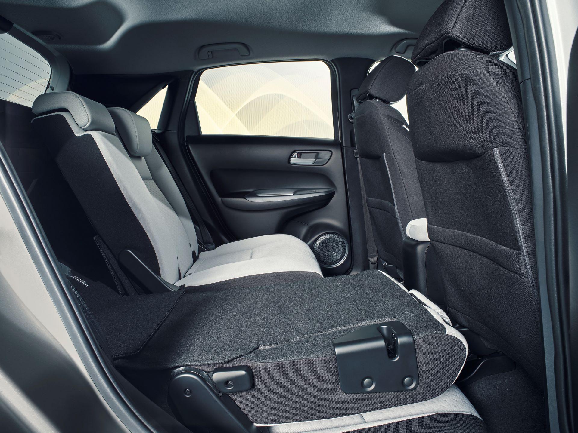 Honda Jazz Interior Magic Seats