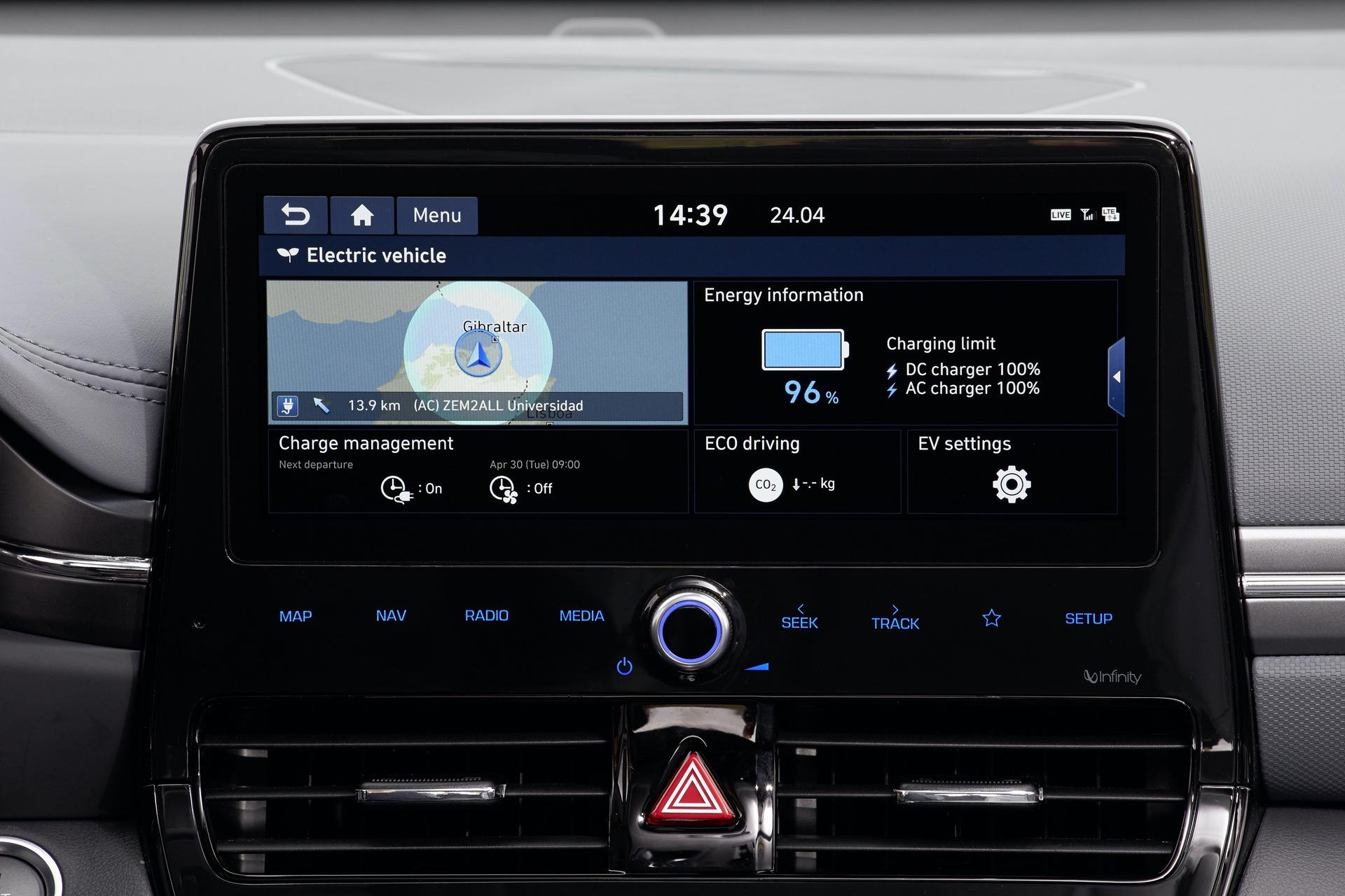 New-Hyundai-IONIQ-Electric-Interior-5