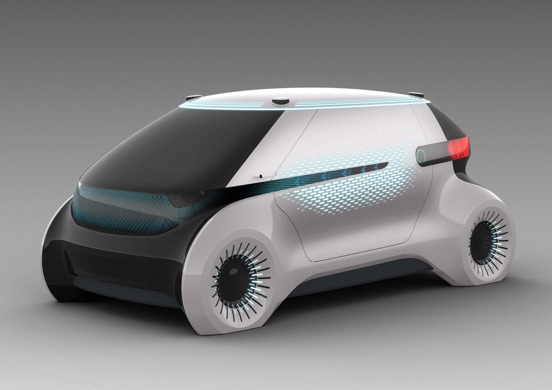 Hyundai MobisAutonomous Driving Interior Concept (1)