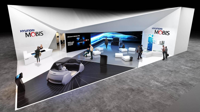 Hyundai MobisAutonomous Driving Interior Concept (5)