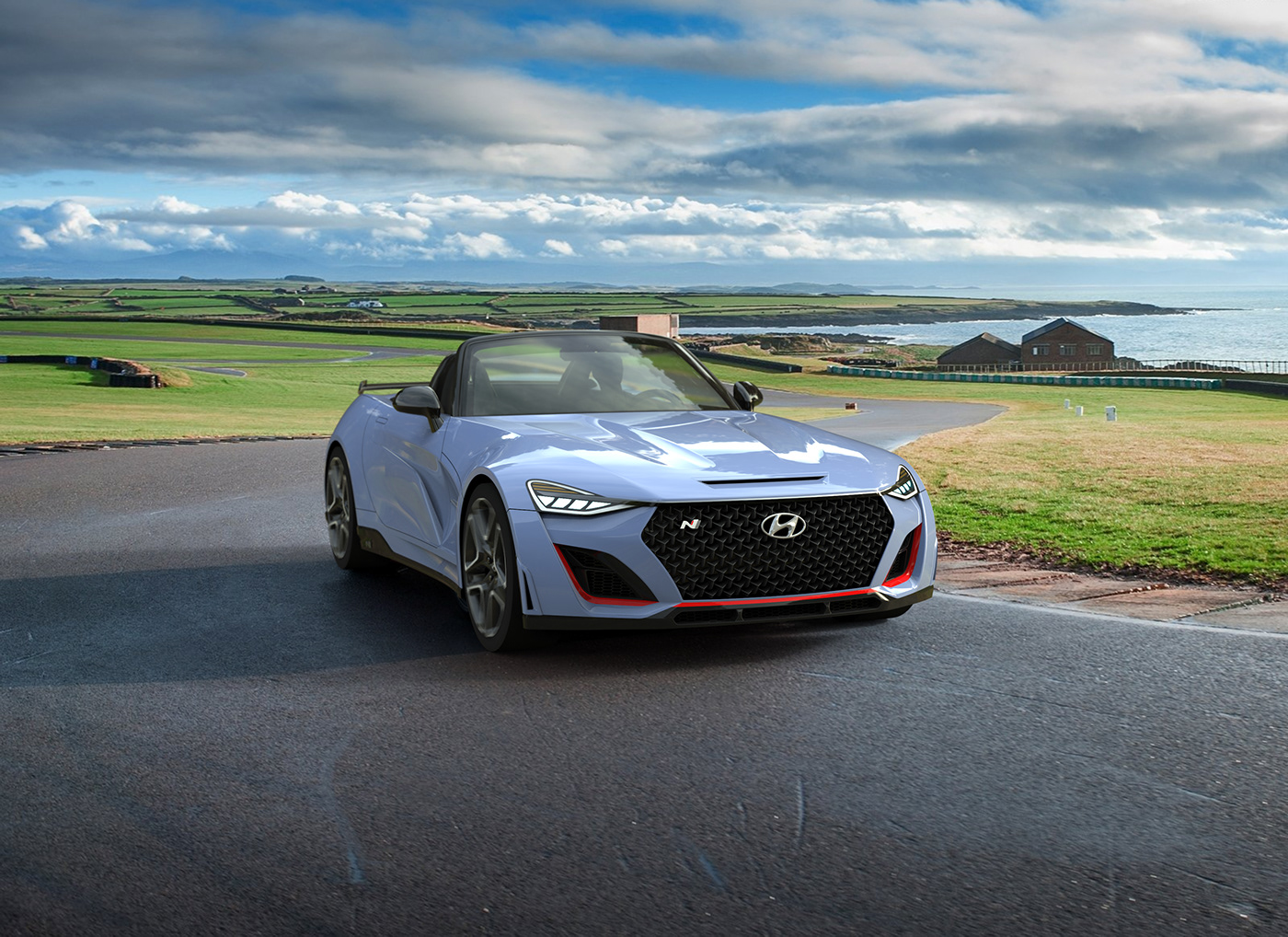 Hyundai N Roadster renderings (1)