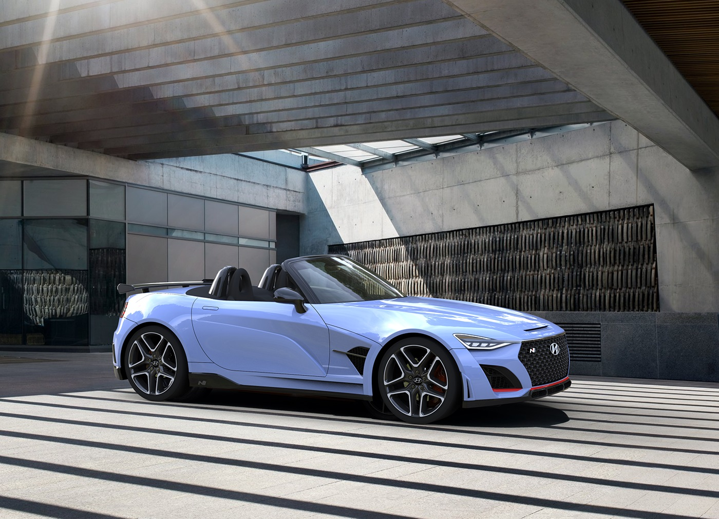 Hyundai N Roadster renderings (17)