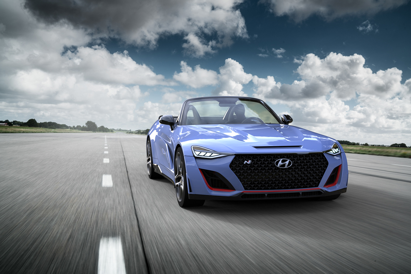 Hyundai N Roadster renderings (2)