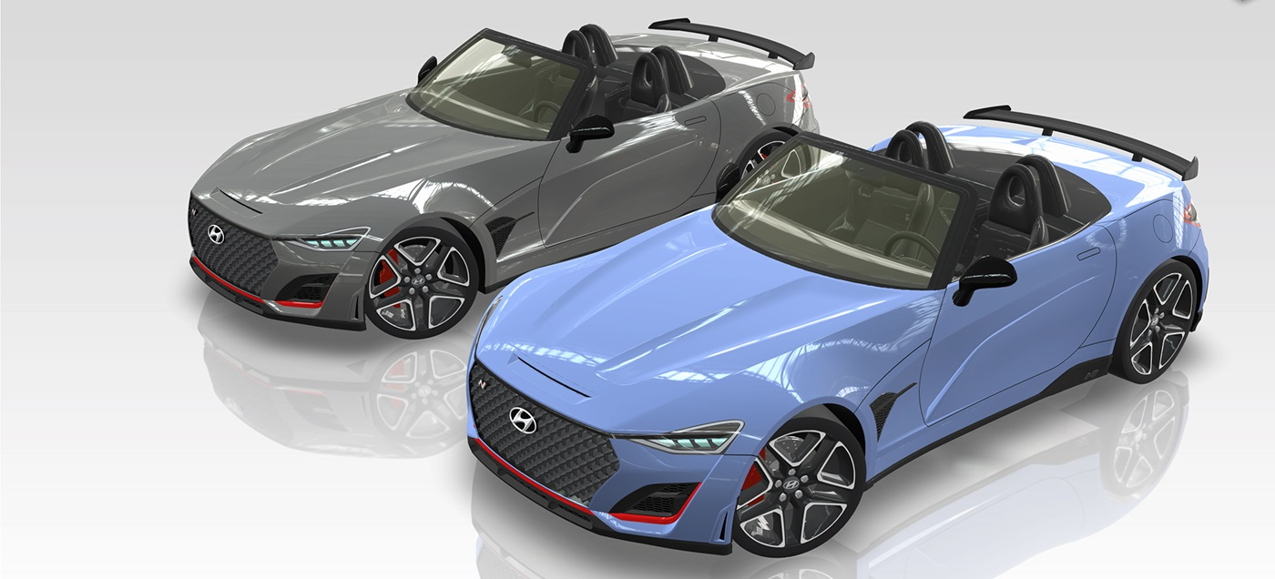 Hyundai N Roadster renderings (22)