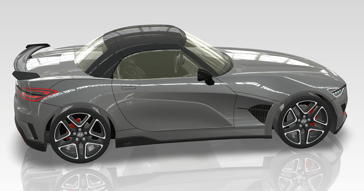Hyundai N Roadster renderings (35)