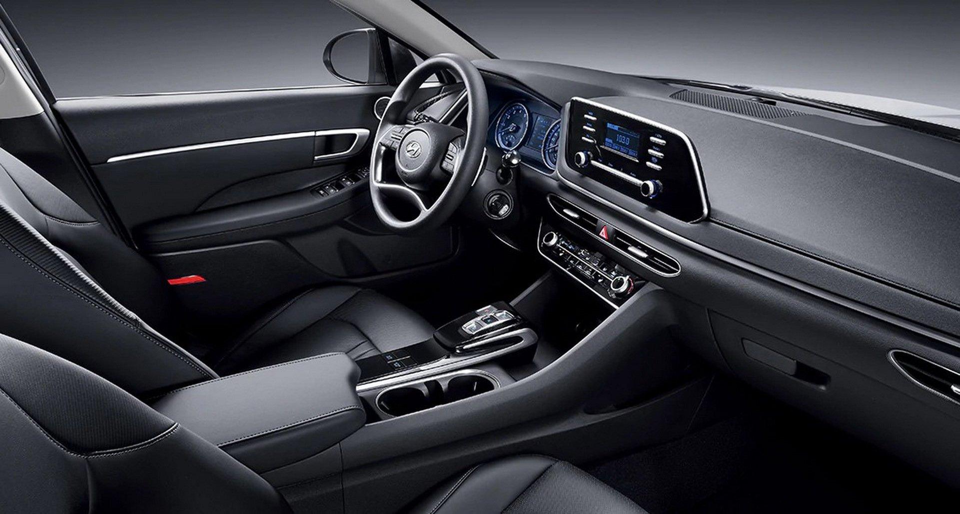 Hyundai Sonata 2020 (11)