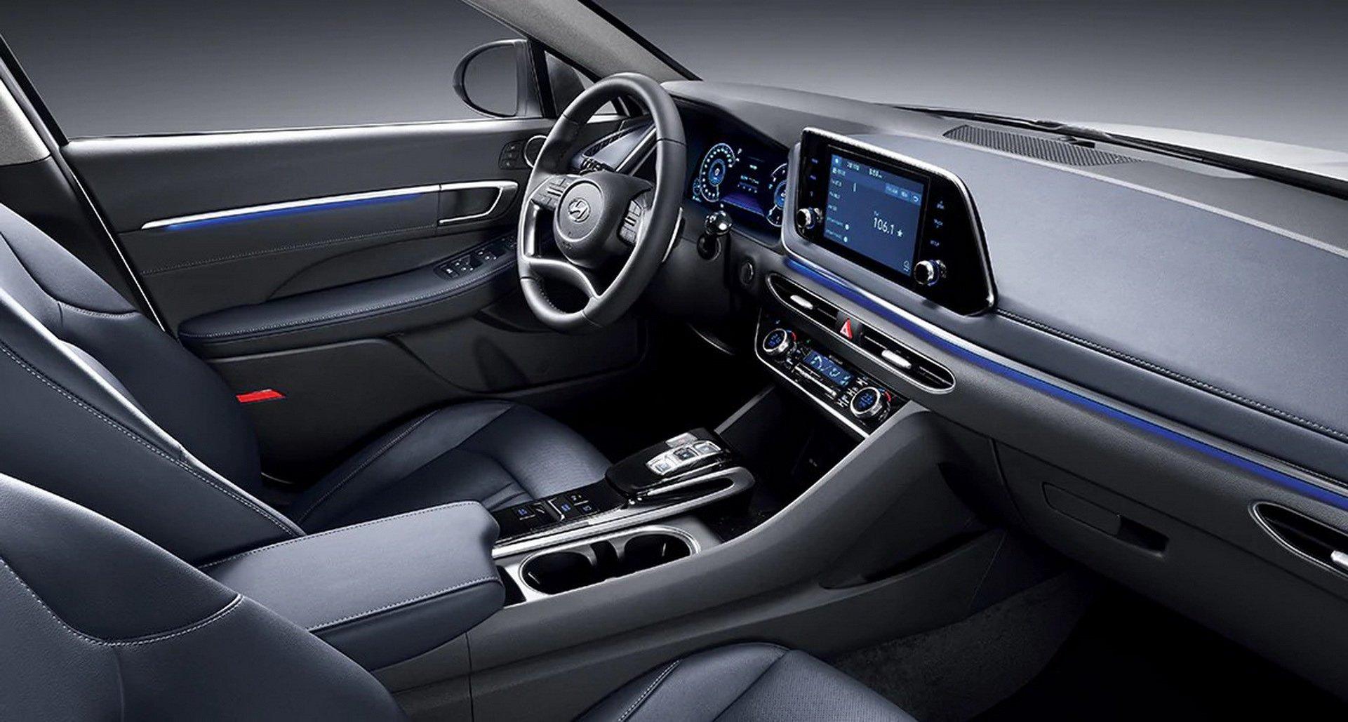 Hyundai Sonata 2020 (13)