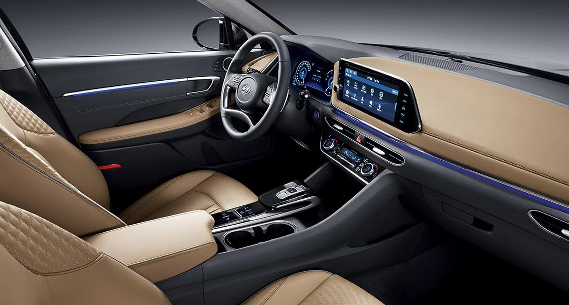 Hyundai Sonata 2020 (14)