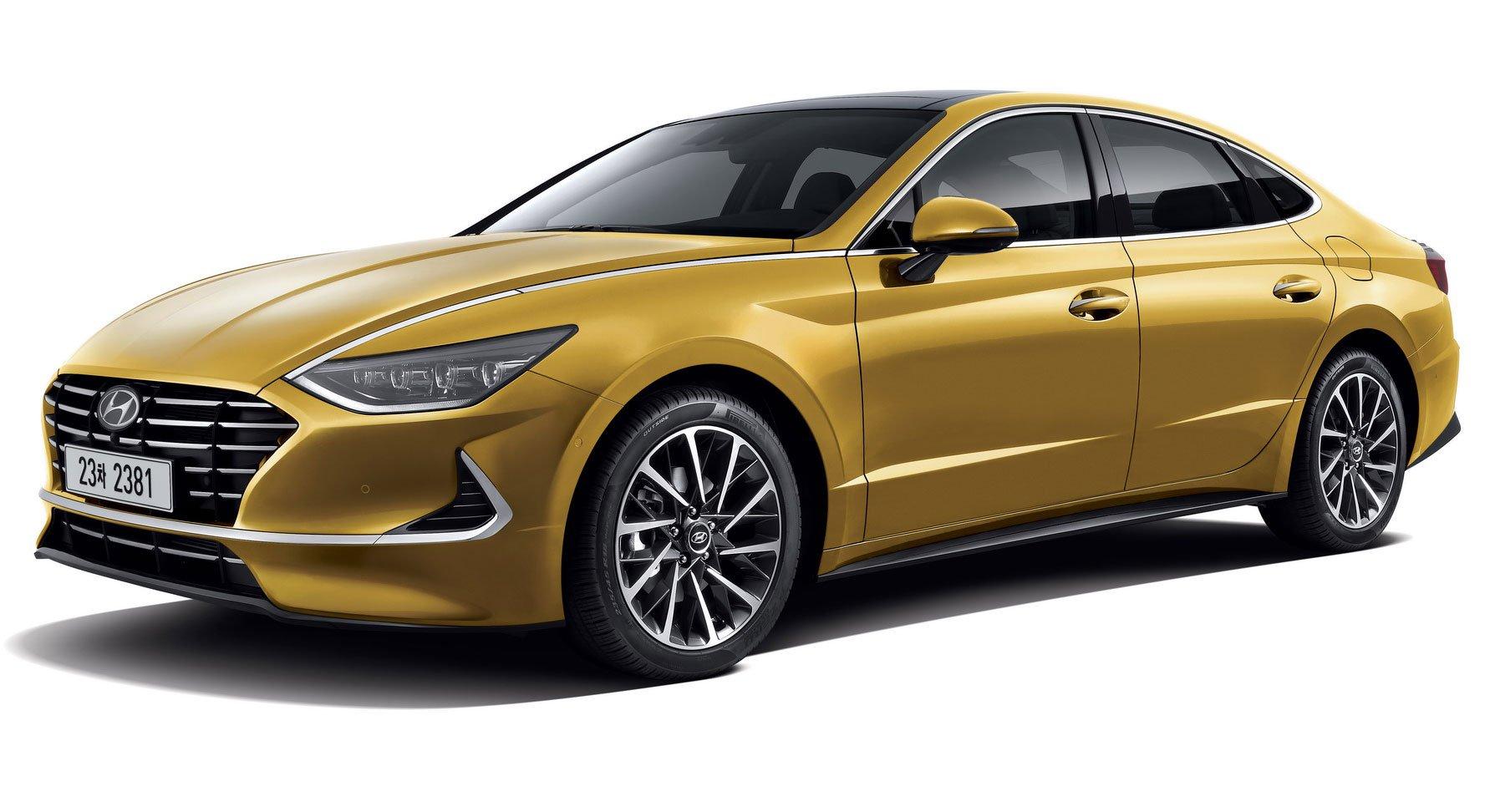 Hyundai Sonata 2020 (17)