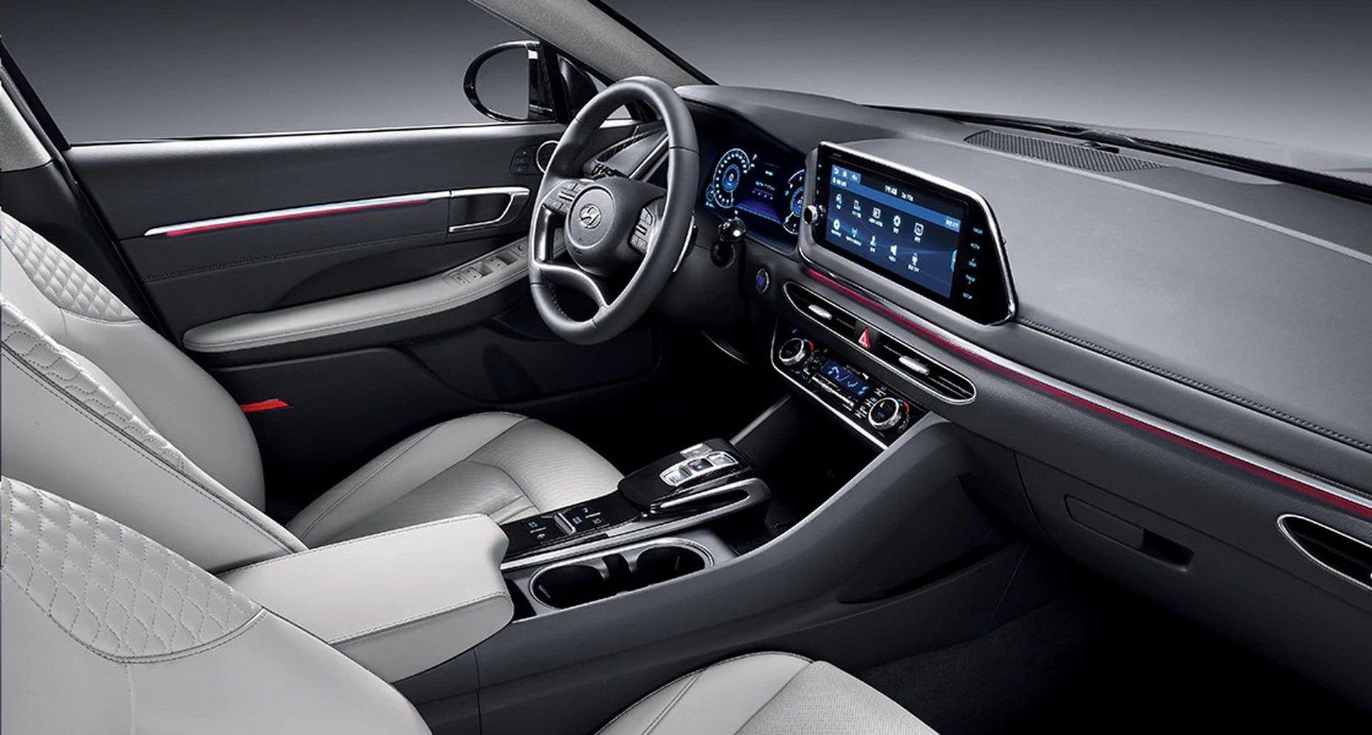 Hyundai Sonata 2020 (24)