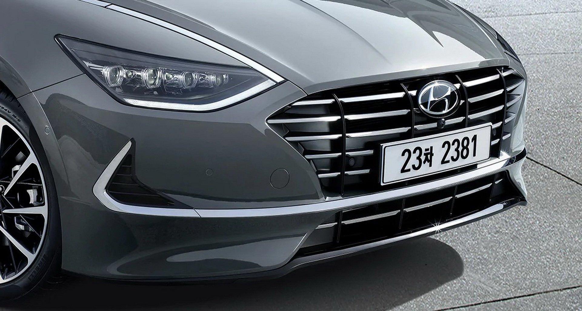 Hyundai Sonata 2020 (25)