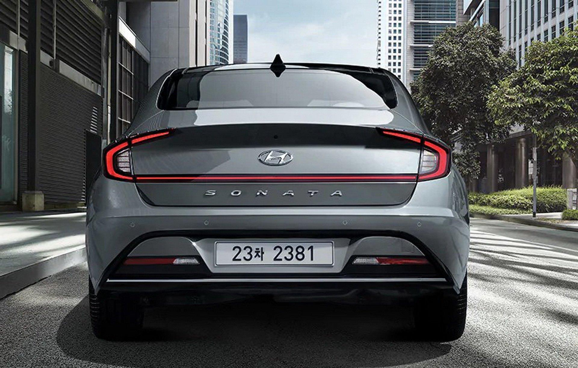Hyundai Sonata 2020 (4)