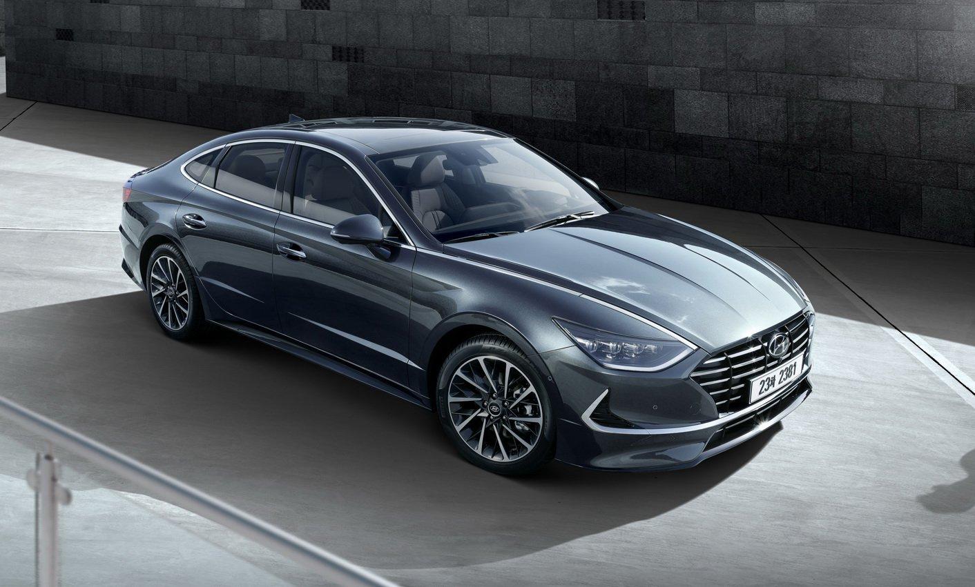 Hyundai Sonata 2020 (1)