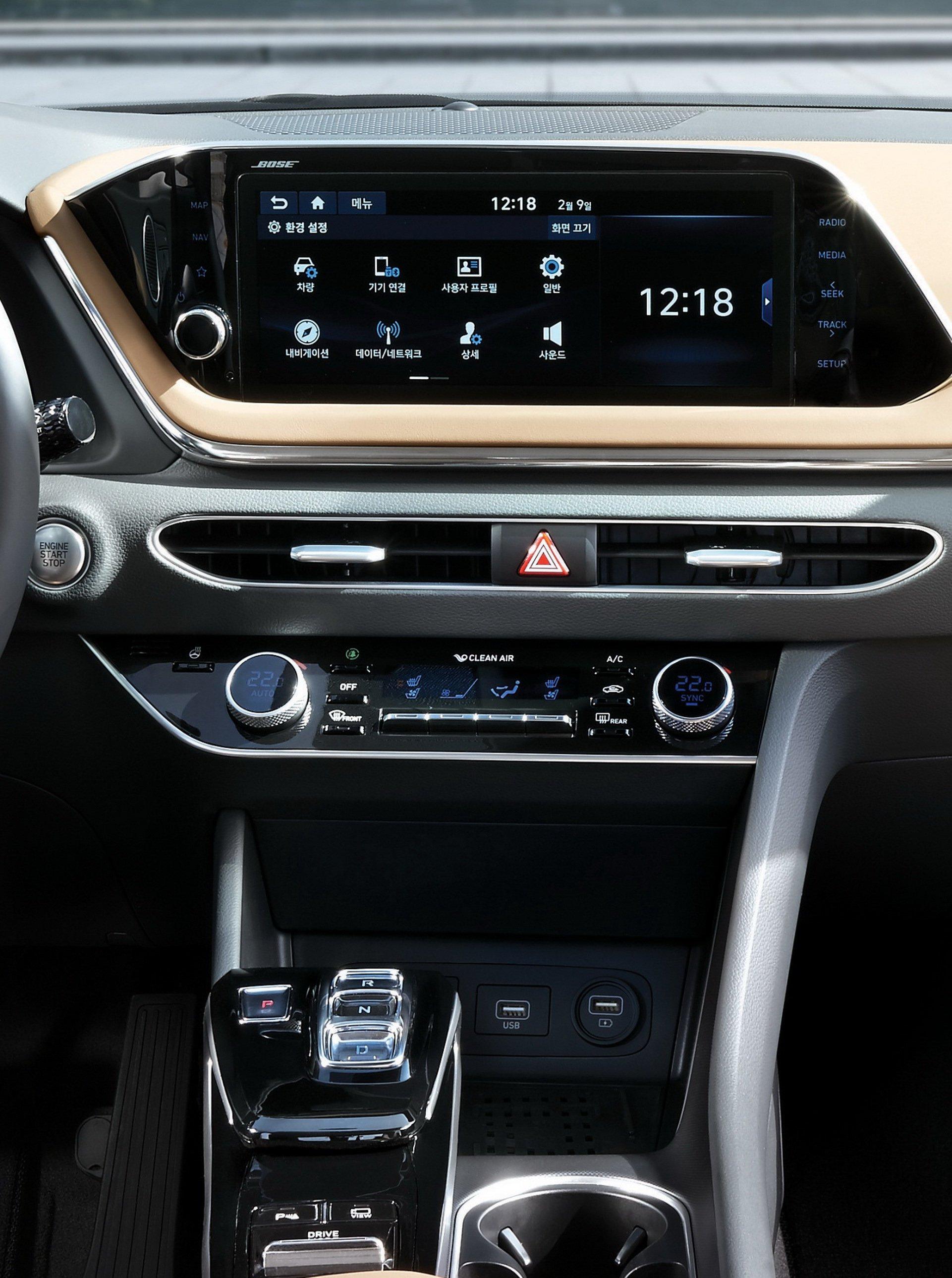 Hyundai Sonata 2020 (10)