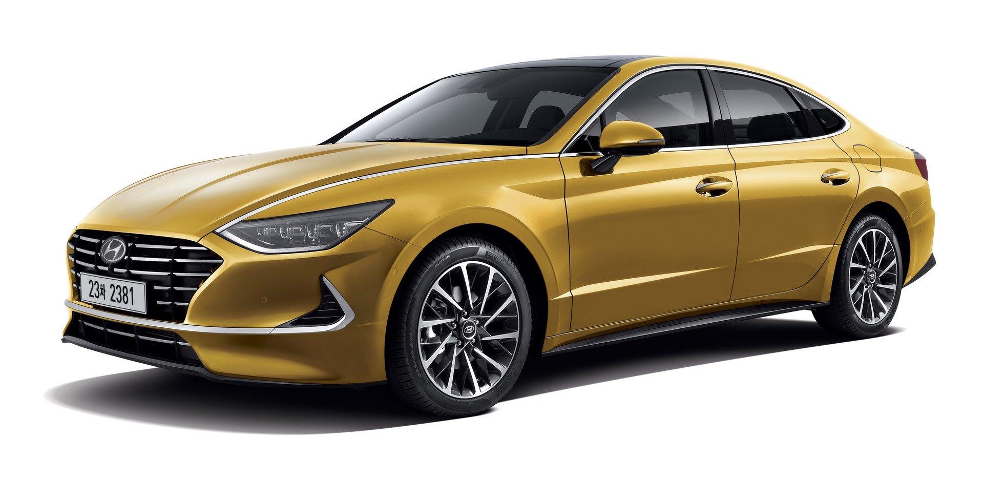 Hyundai Sonata 2020 (3)