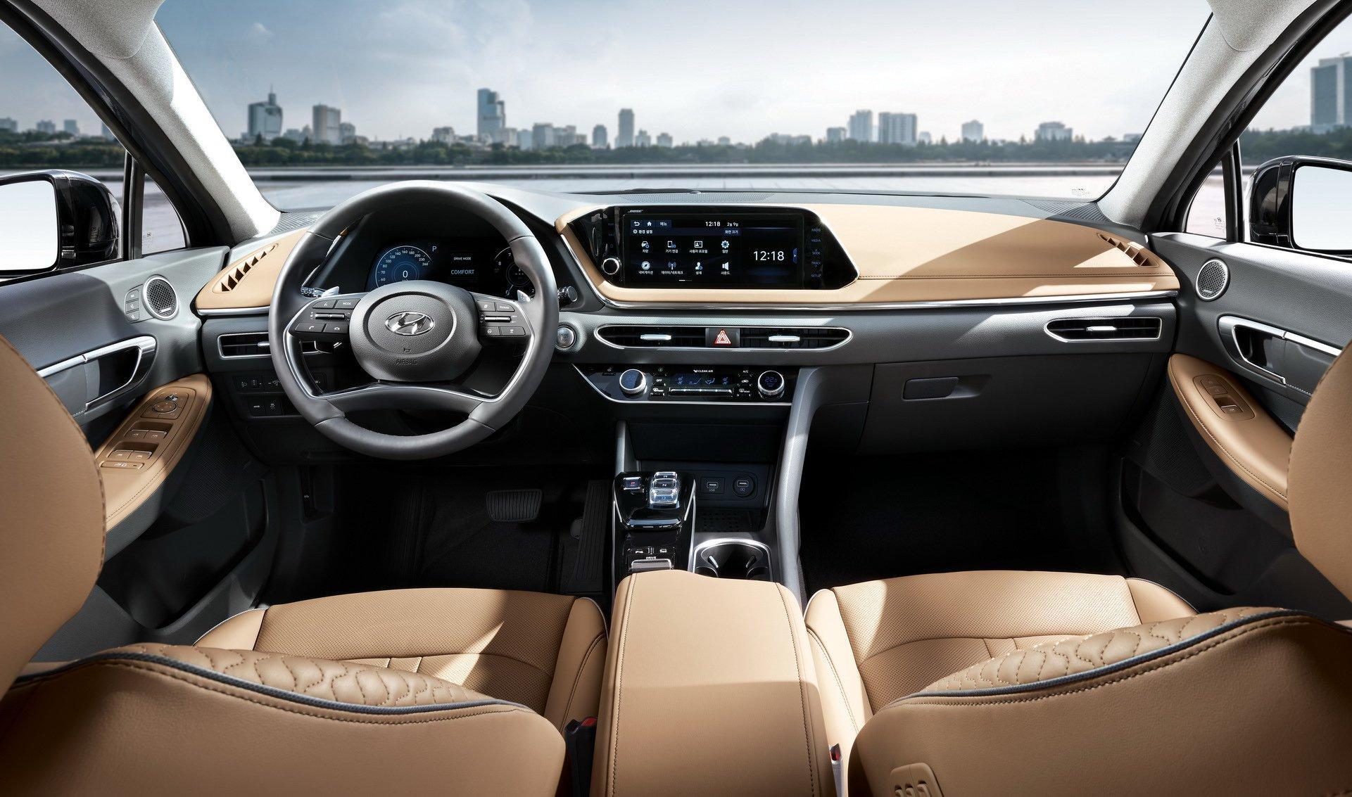 Hyundai Sonata 2020 (6)