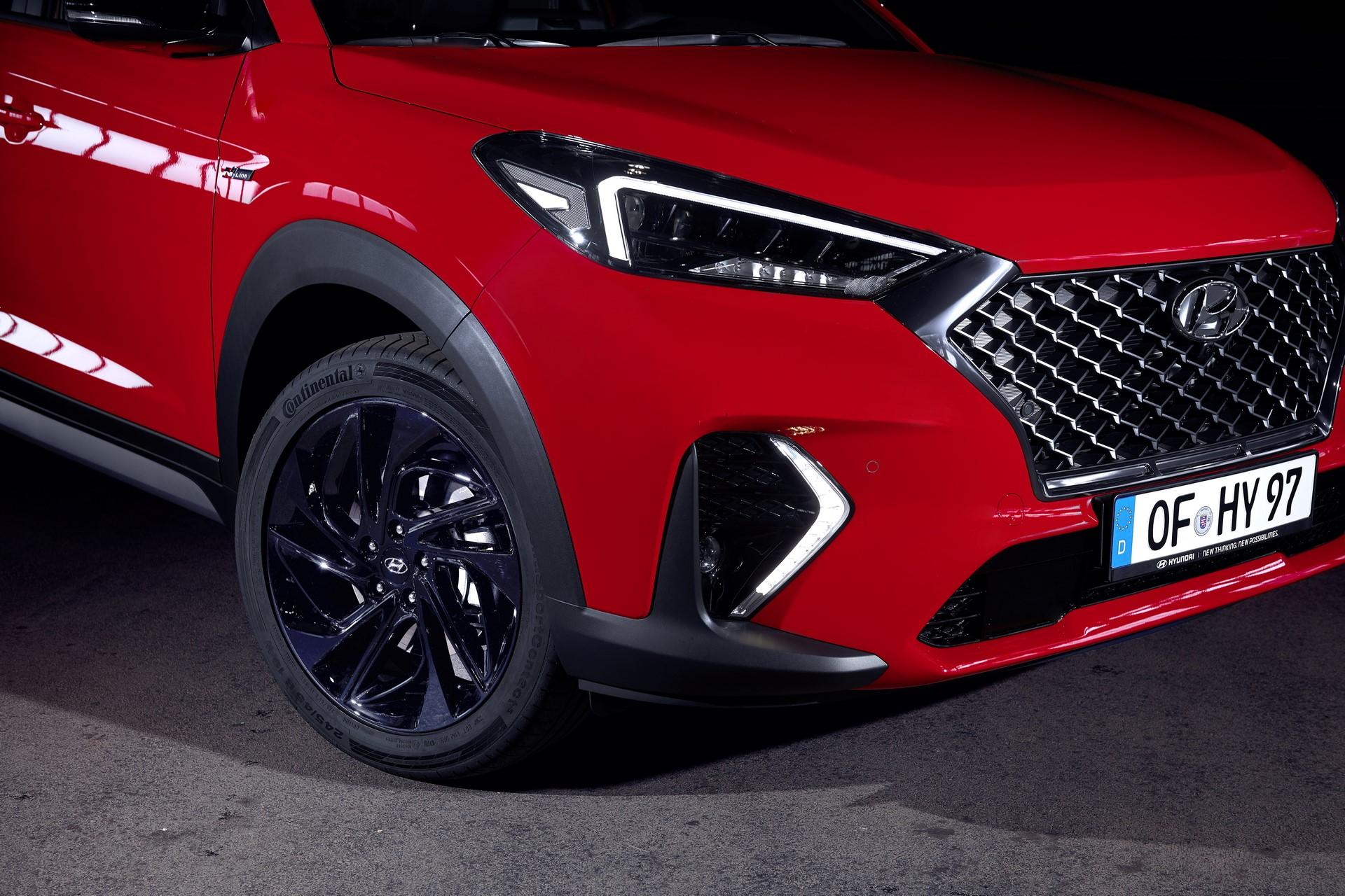 Hyundai Tucson N Line 2019 (22)