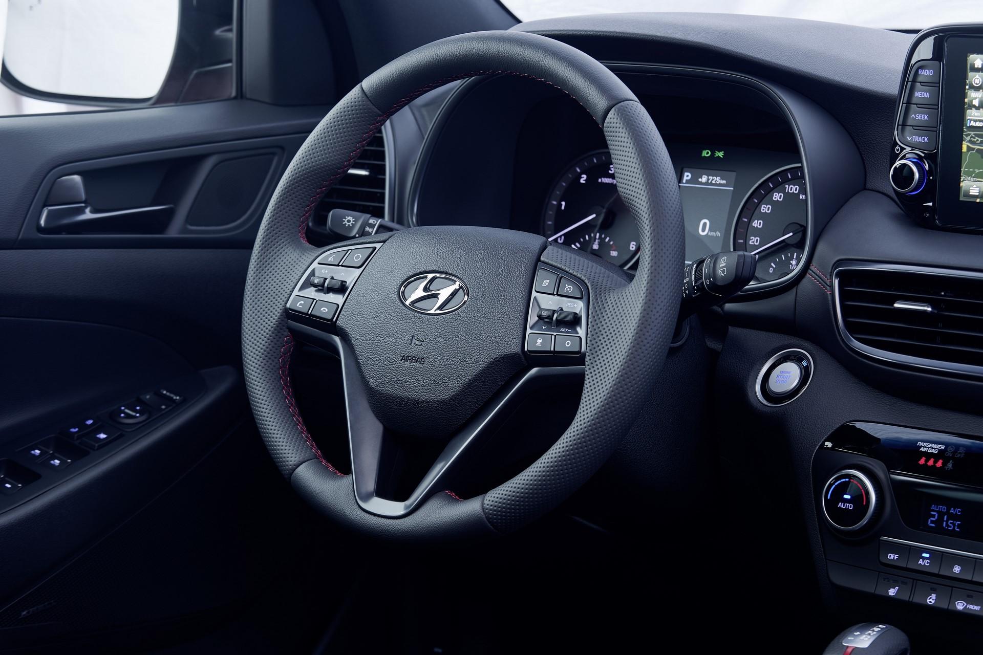 Hyundai Tucson N Line 2019 (34)