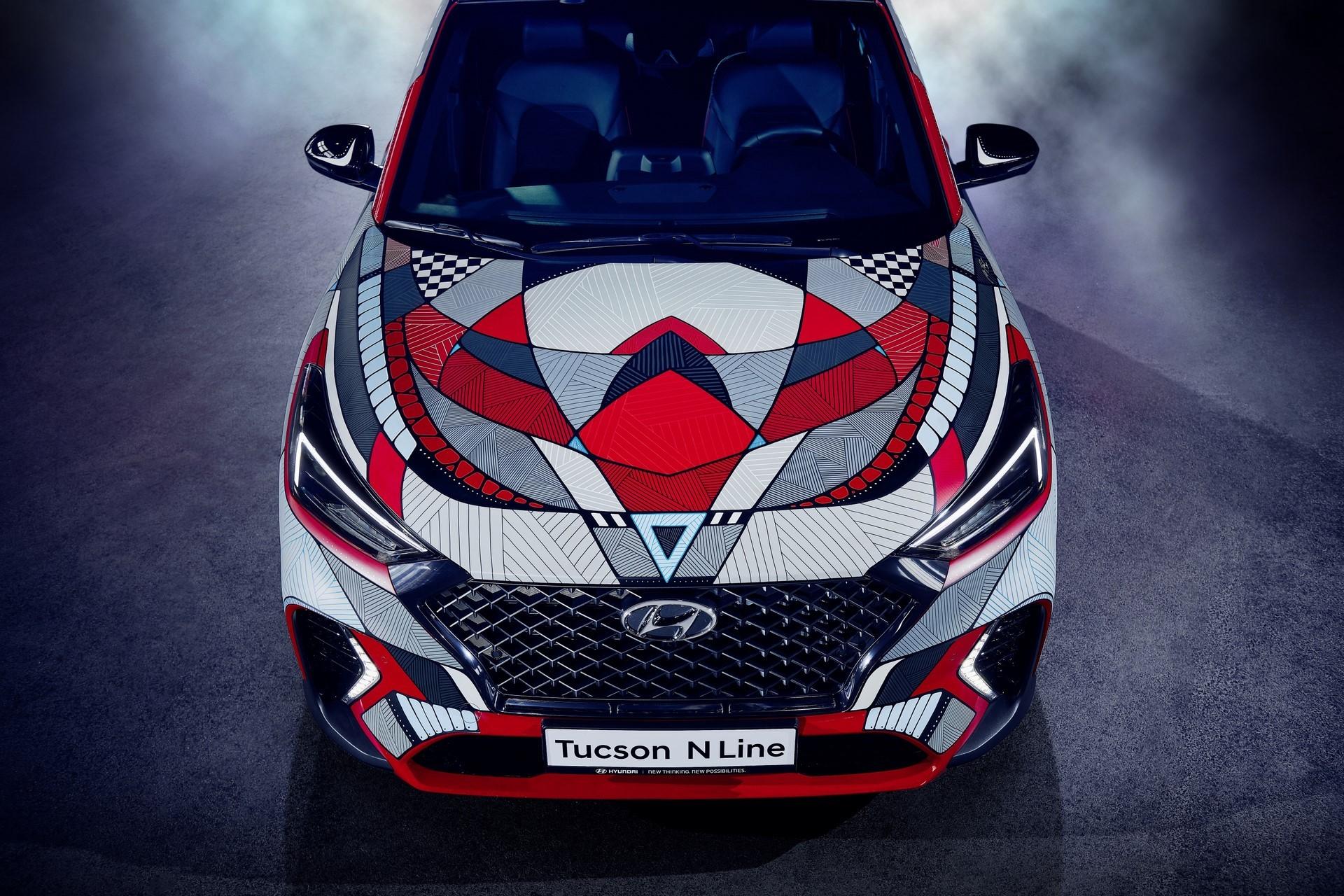Hyundai Tucson N Line 2019 (55)