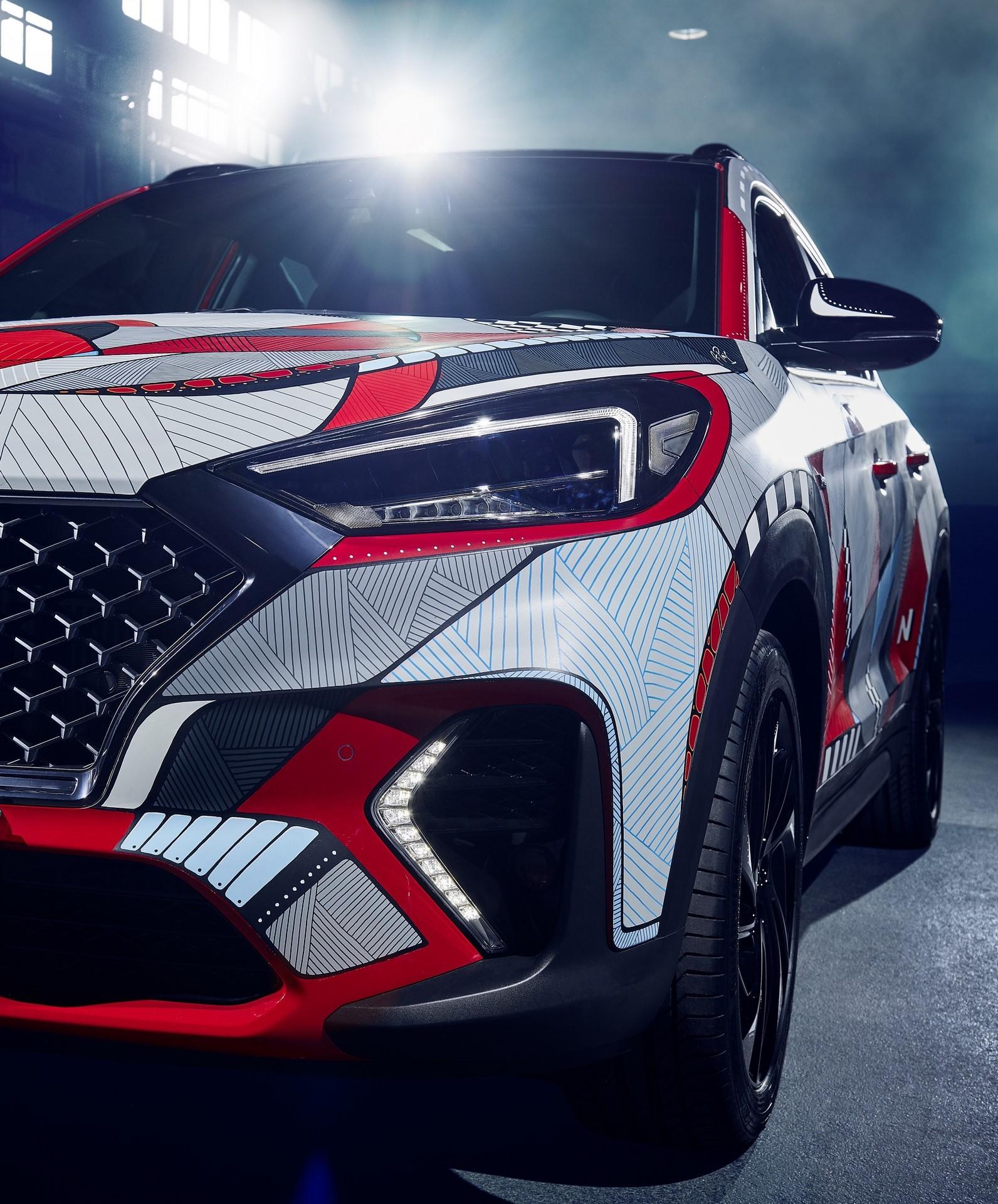 Hyundai Tucson N Line 2019 (61)
