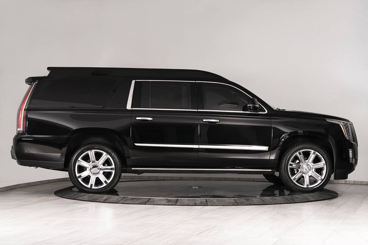Inkas armored Cadillac Escalade Chairman Package (3)