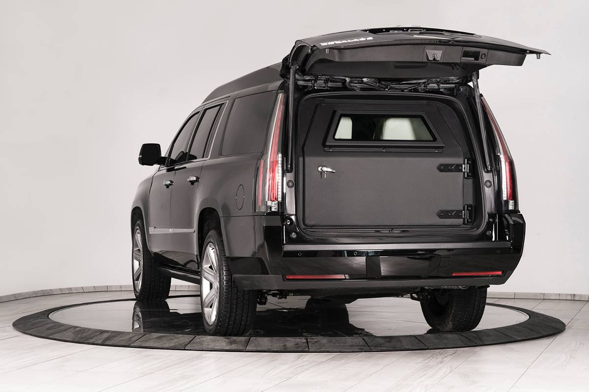 Inkas armored Cadillac Escalade Chairman Package (4)