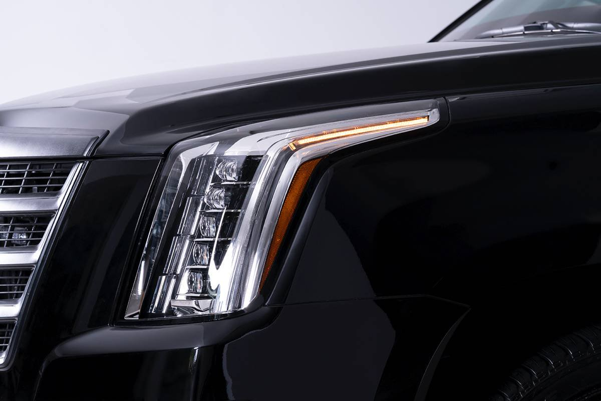 Inkas armored Cadillac Escalade Chairman Package (6)