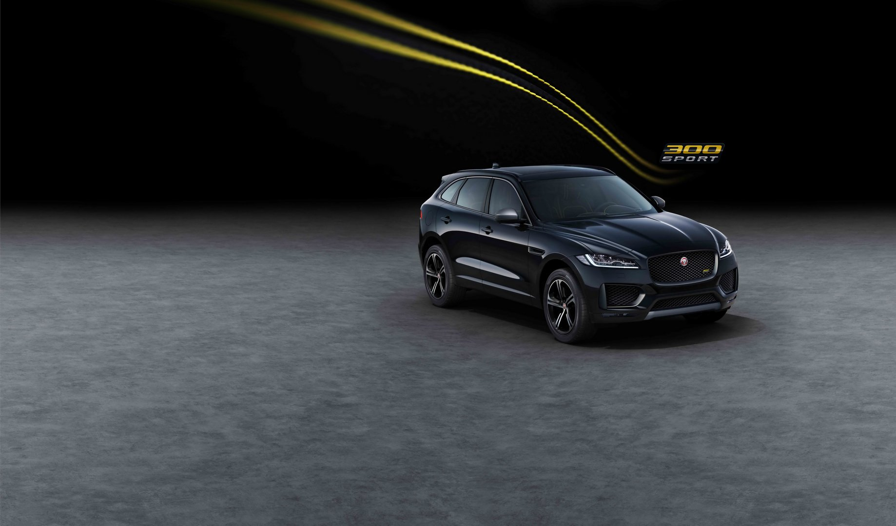Jaguar F-Pace 300 Sport And Chequered Flag Editions (2)