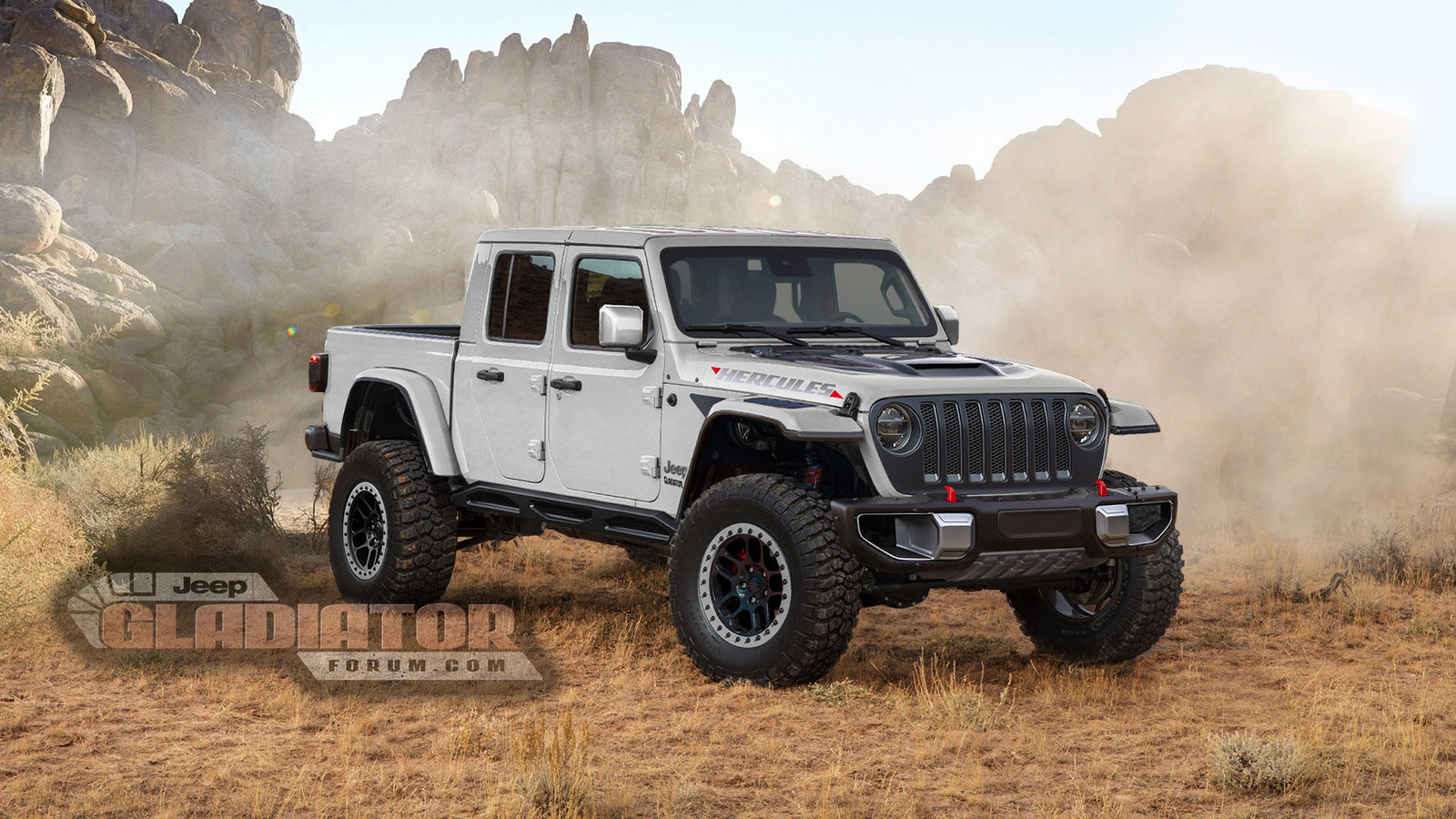 Jeep Gladiator Hercules renderings (1)