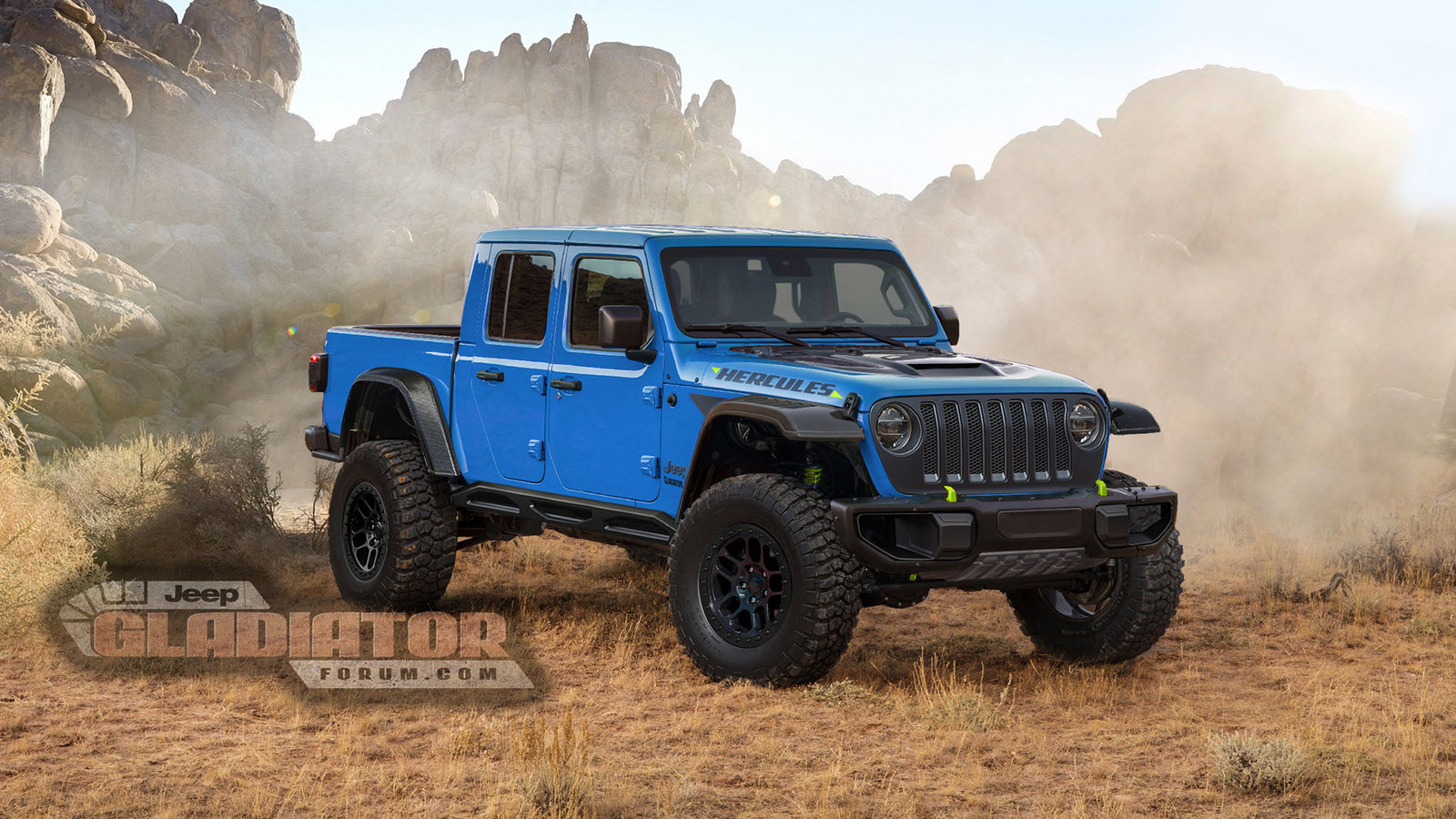 Jeep Gladiator Hercules renderings (4)