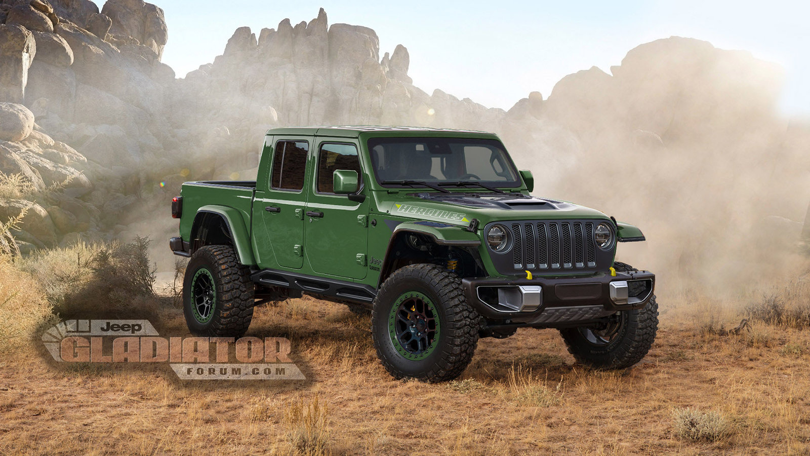 Jeep Gladiator Hercules renderings (5)