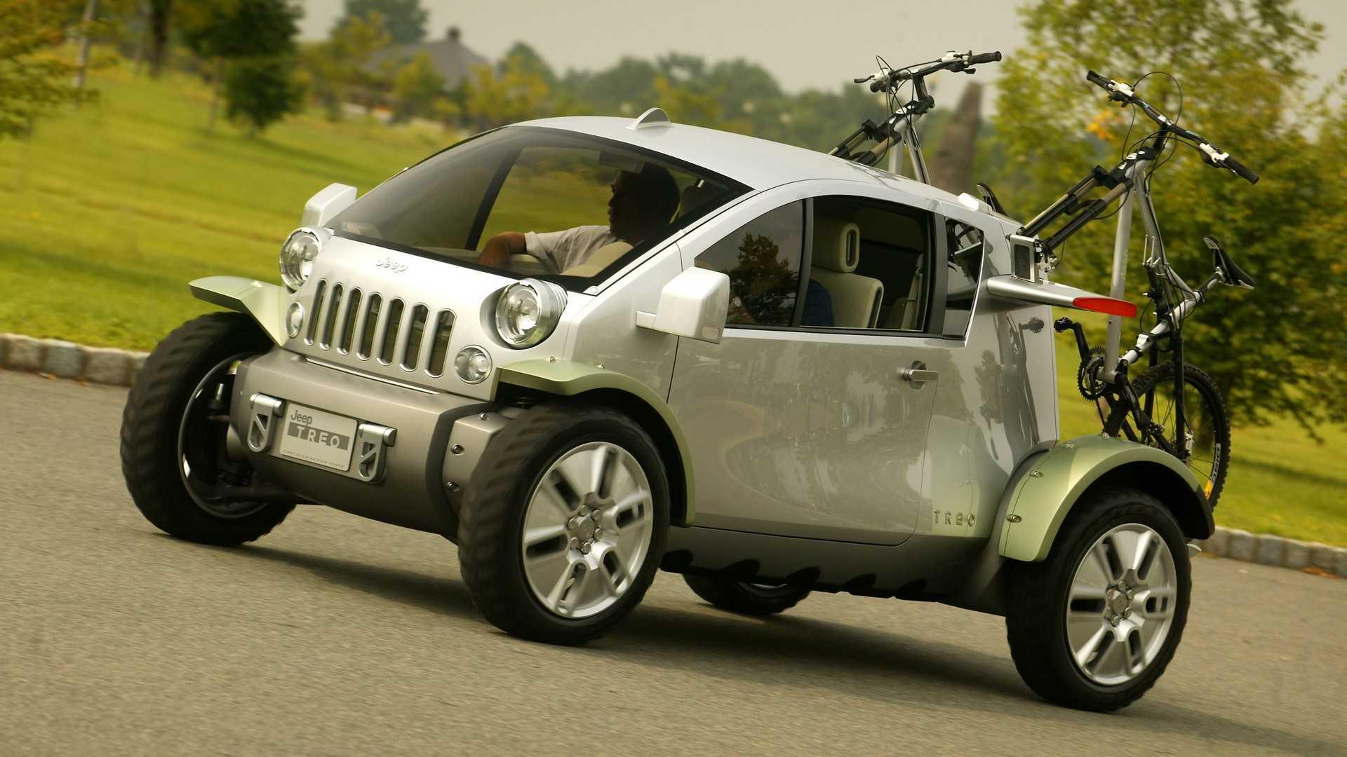 Jeep Treo concept 2003 (1)