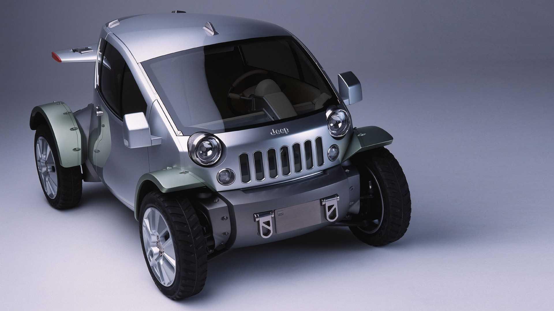 Jeep Treo concept 2003 (2)