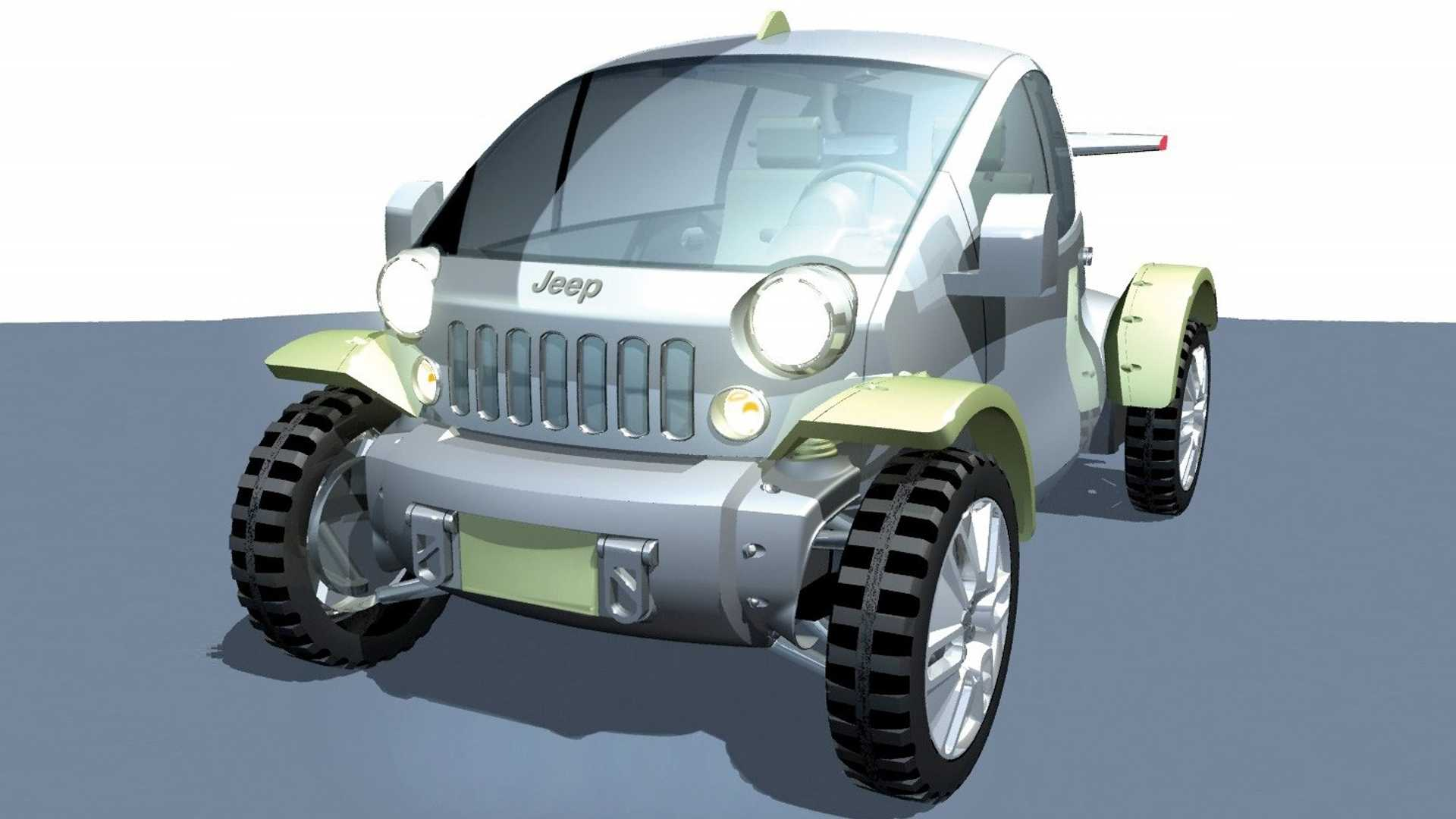 Jeep Treo concept 2003 (26)