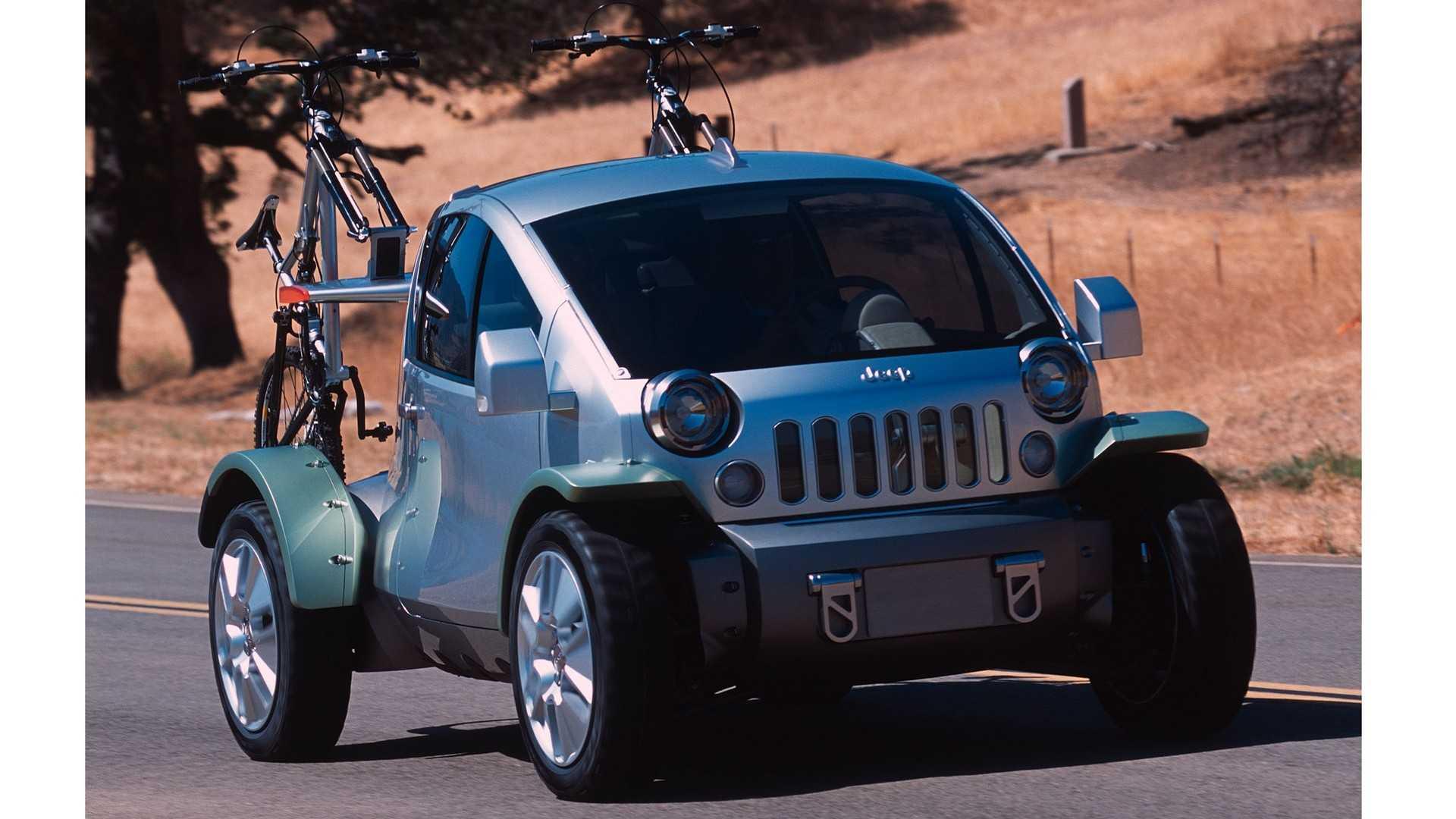 Jeep Treo concept 2003 (3)