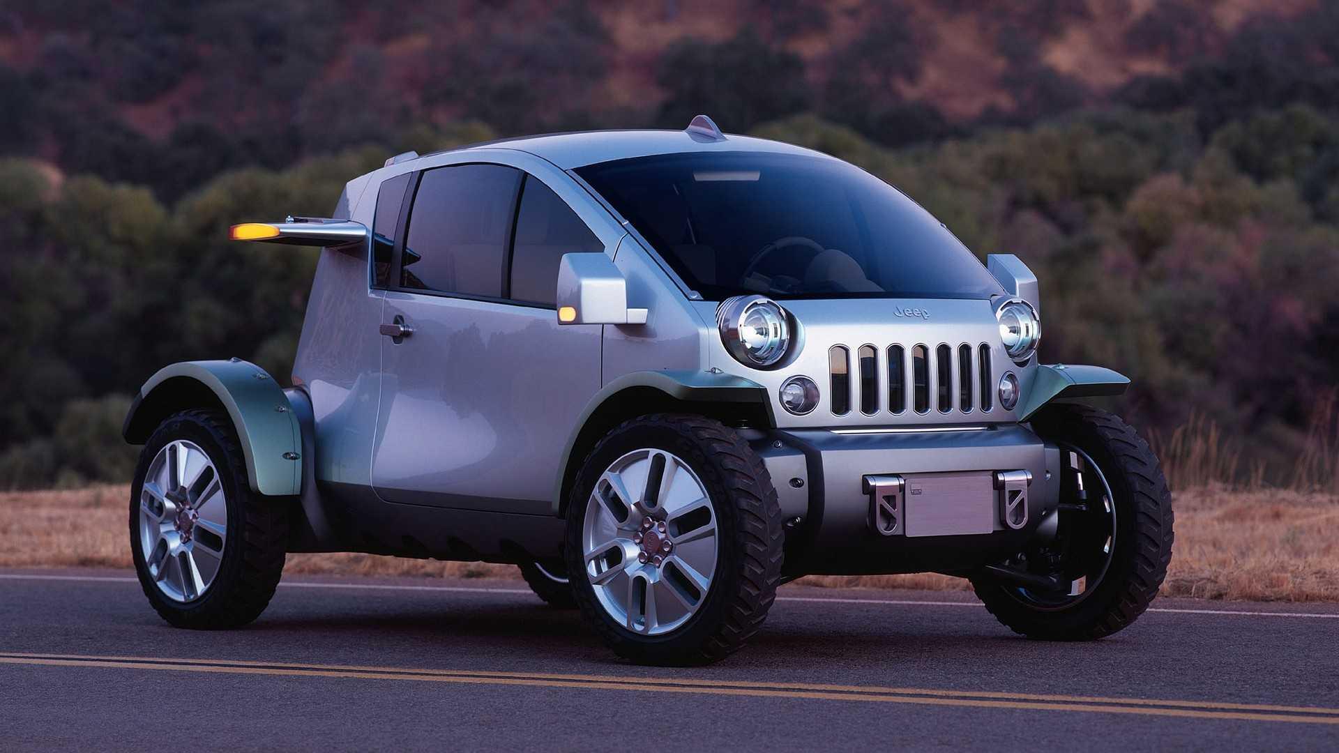 Jeep Treo concept 2003 (7)