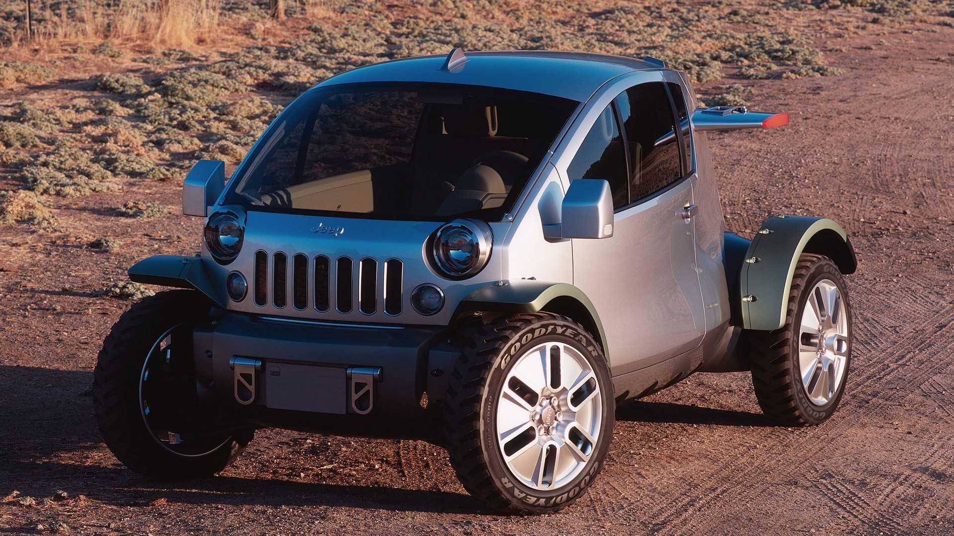 Jeep Treo concept 2003 (8)