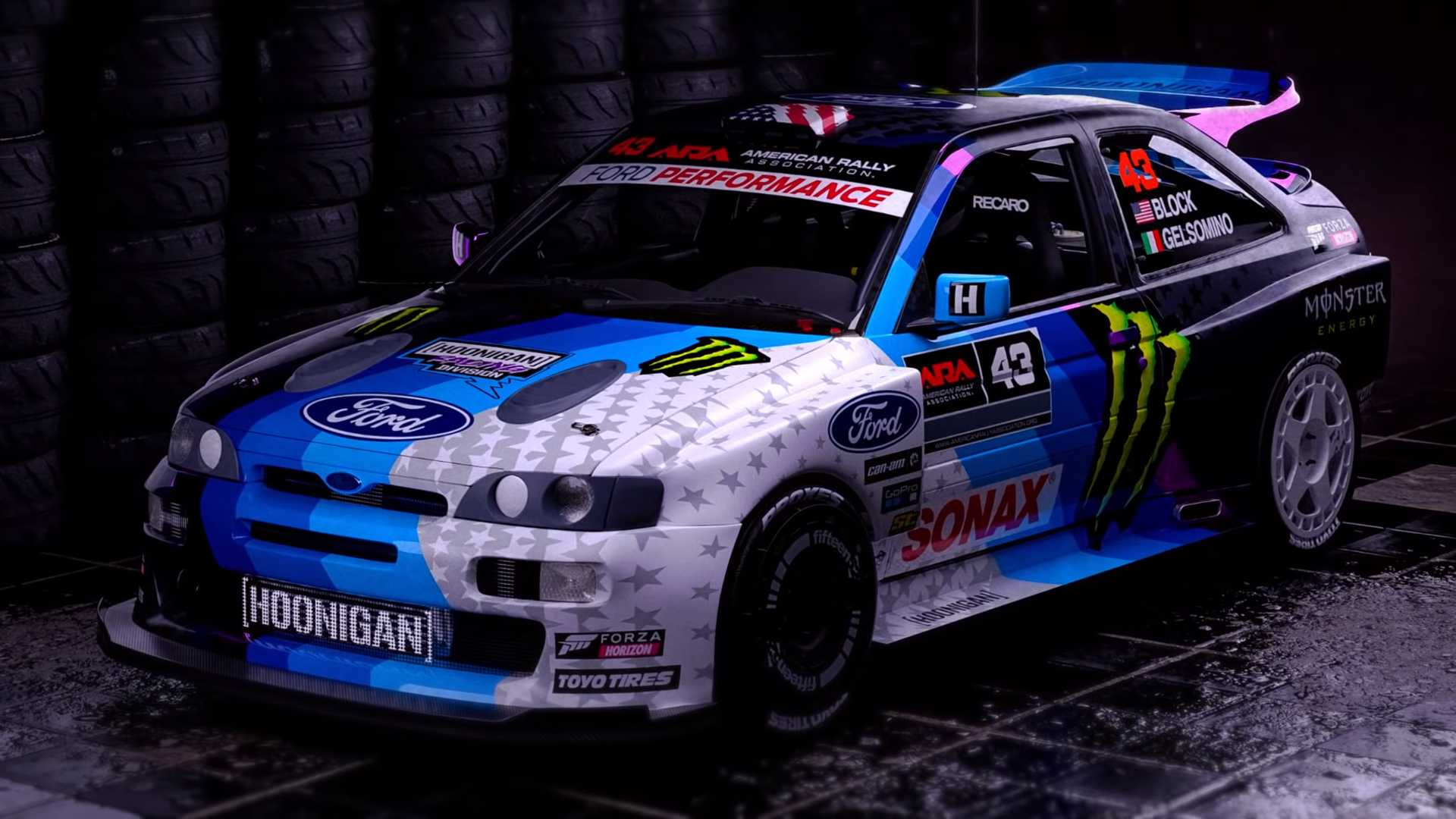 Ken Block Ford Escort Cosworth (2)